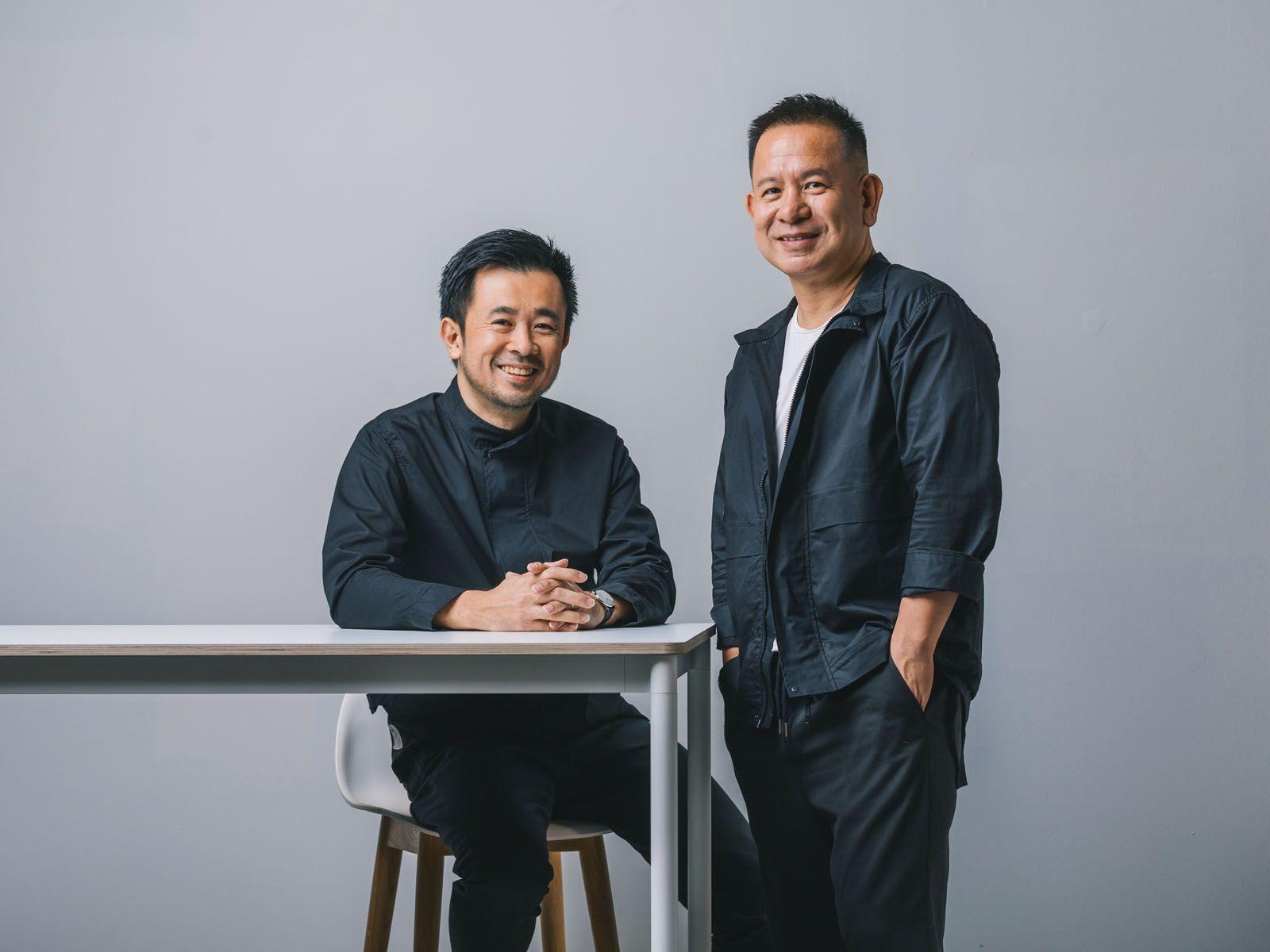 Grafunkt co-founders Jefery Kurniadidjaja and Nathan Yong