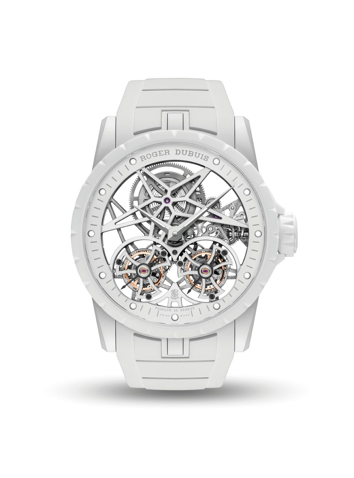 The Roger Dubuis Excalibur Twofold Is Beautiful Any Time Of The Day
