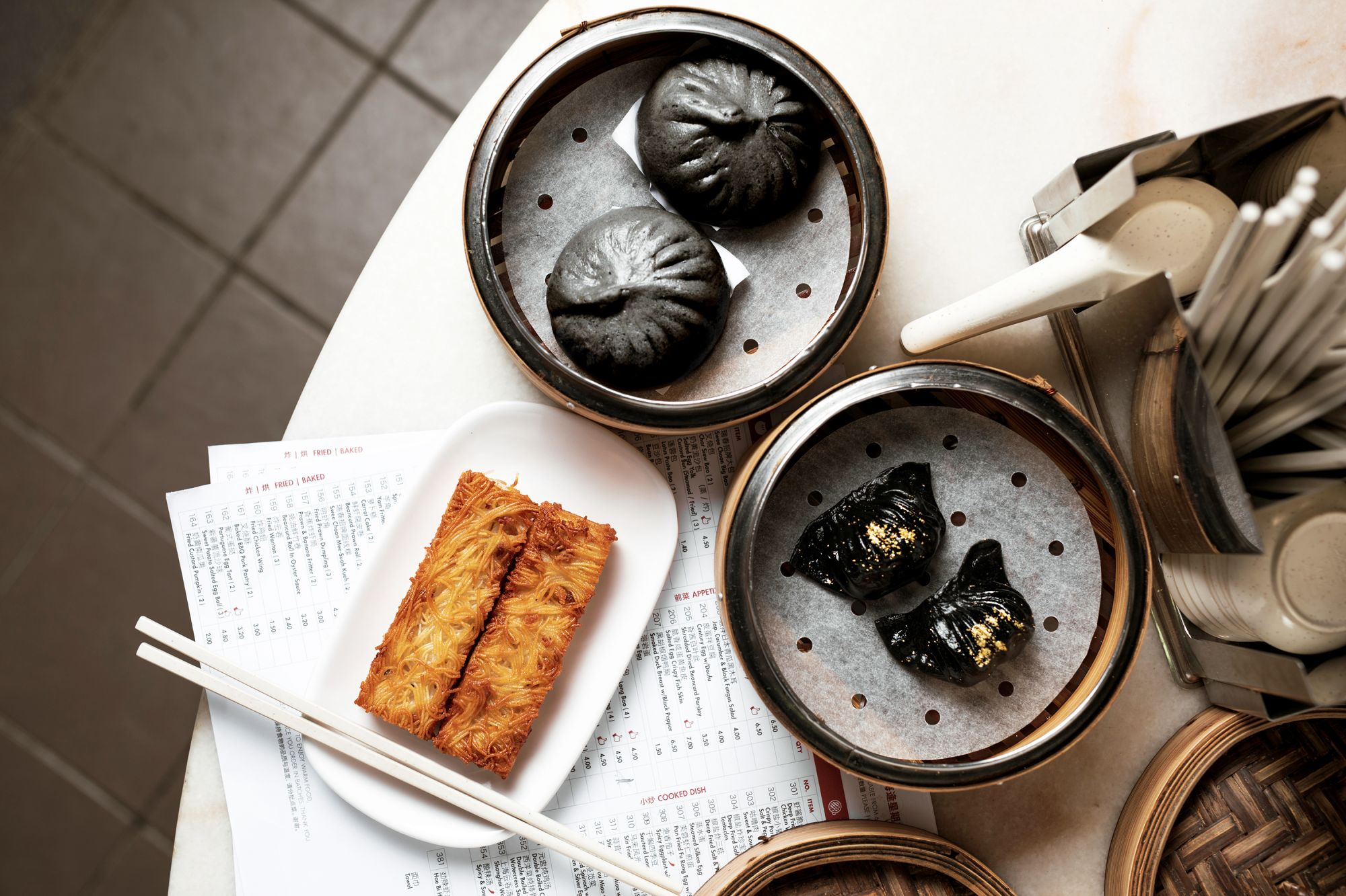 Dim Sum Delivery in Singapore: Nouri And Swee Choon Tim Sum Collaborate For An Exclusive Menu