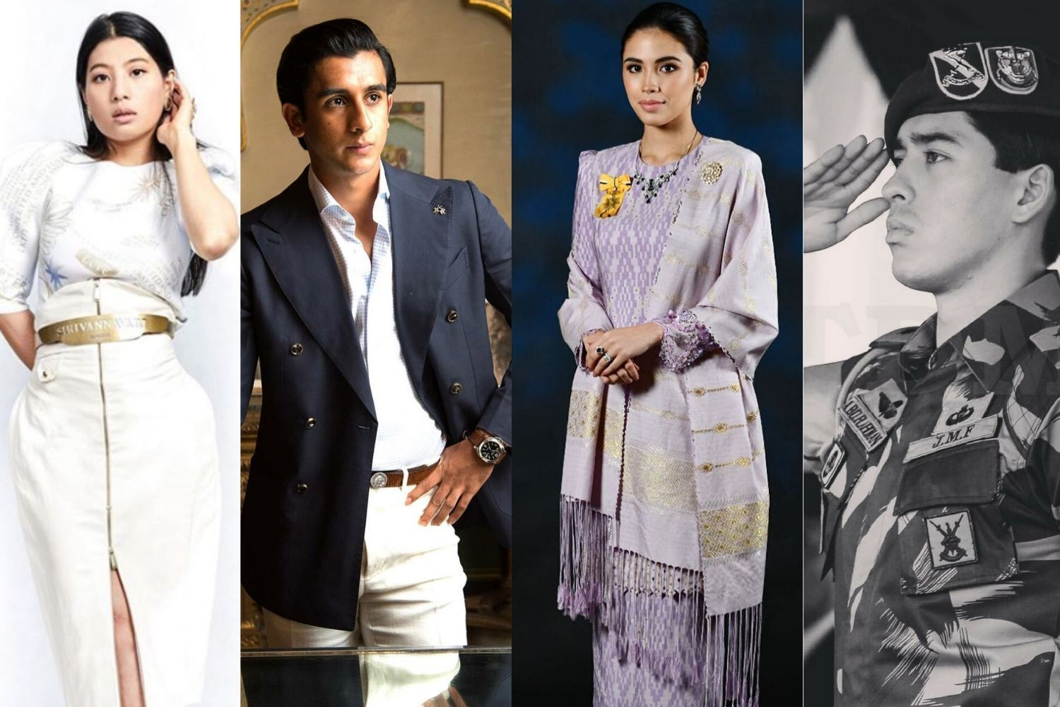 7 Young Asian Royals To Follow On Instagram