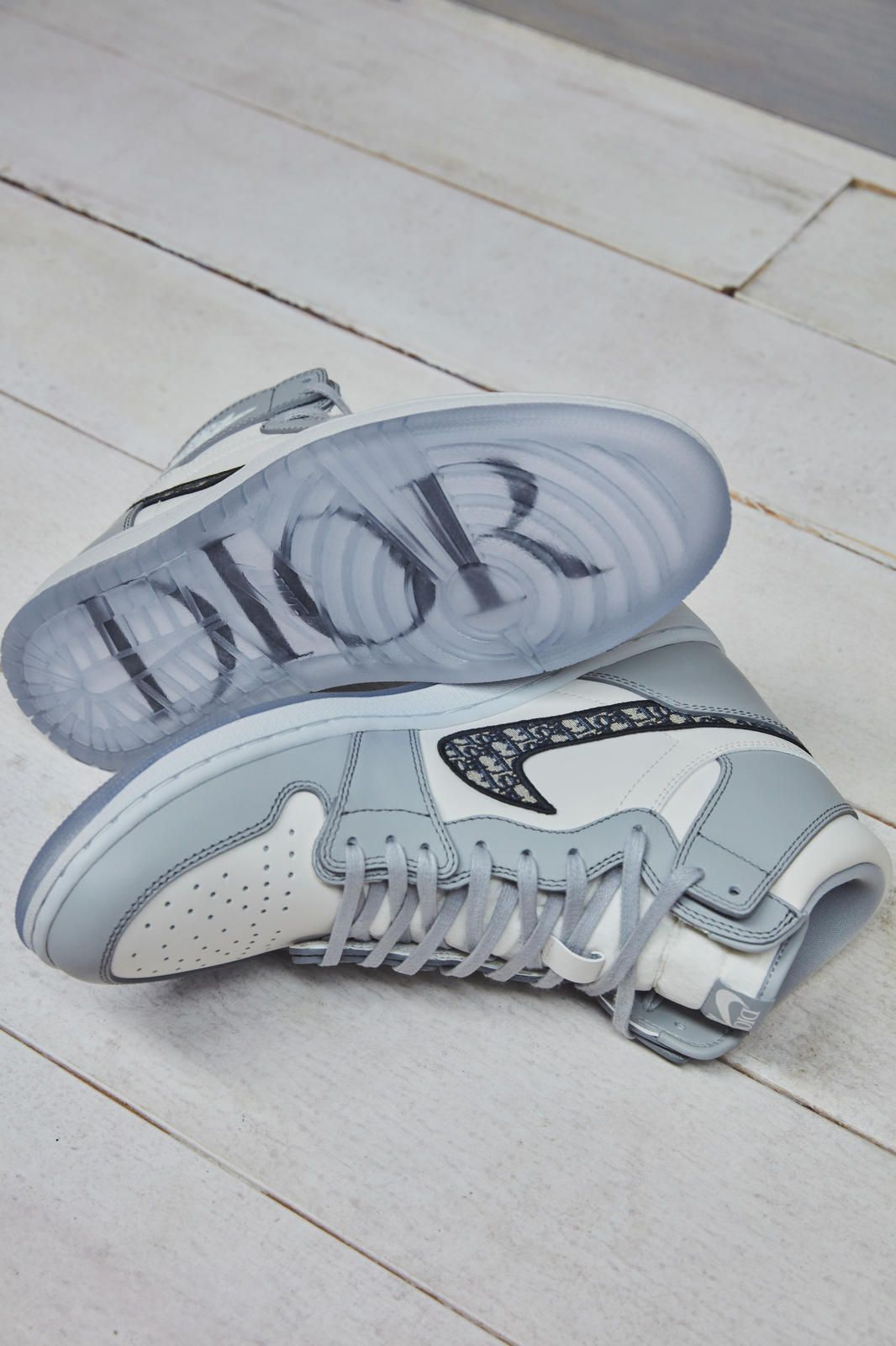 The Highly-Anticipated Air Jordans by Dior Will Drop Soon一Here's How To Own A Pair