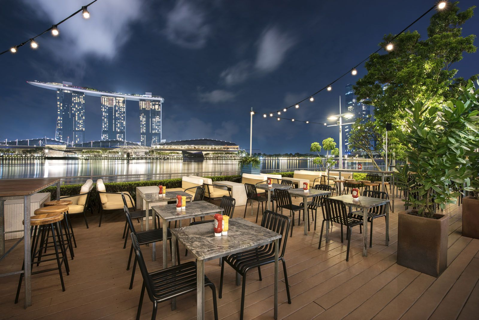The Best Al Fresco Restaurants to Visit in Singapore