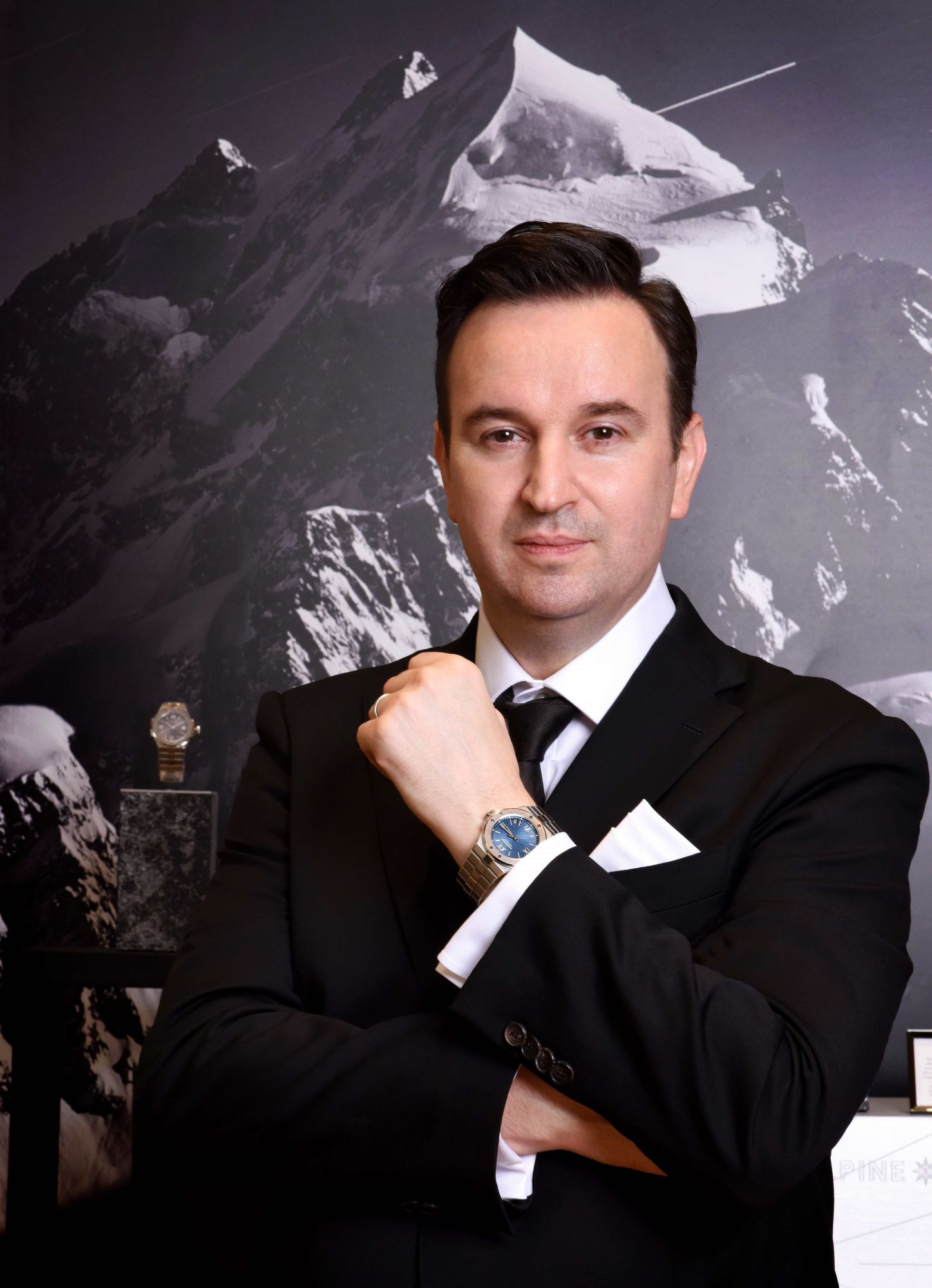 Les Amis' Chef Sebastien Lepinoy Gets Appointed As Chopard's Friend Of The Brand