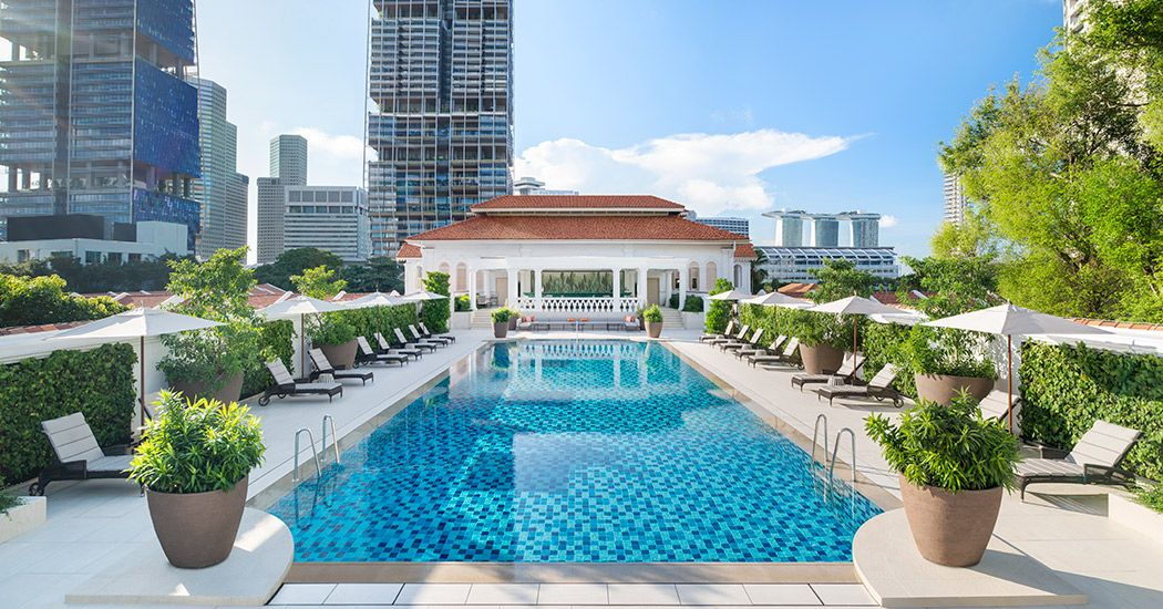 Phase 2 Staycations: The Best Hotels in Singapore, including Sentosa