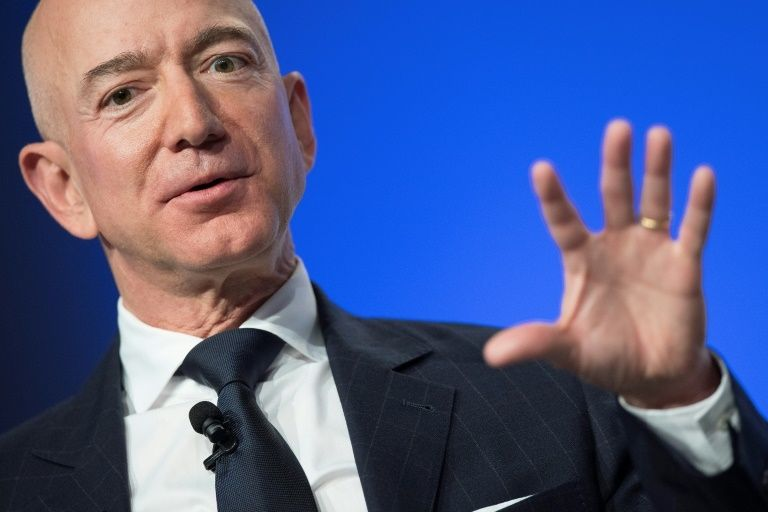Amazon CEO Jeff Bezos Beats His Own Record To Become The Richest Person Alive