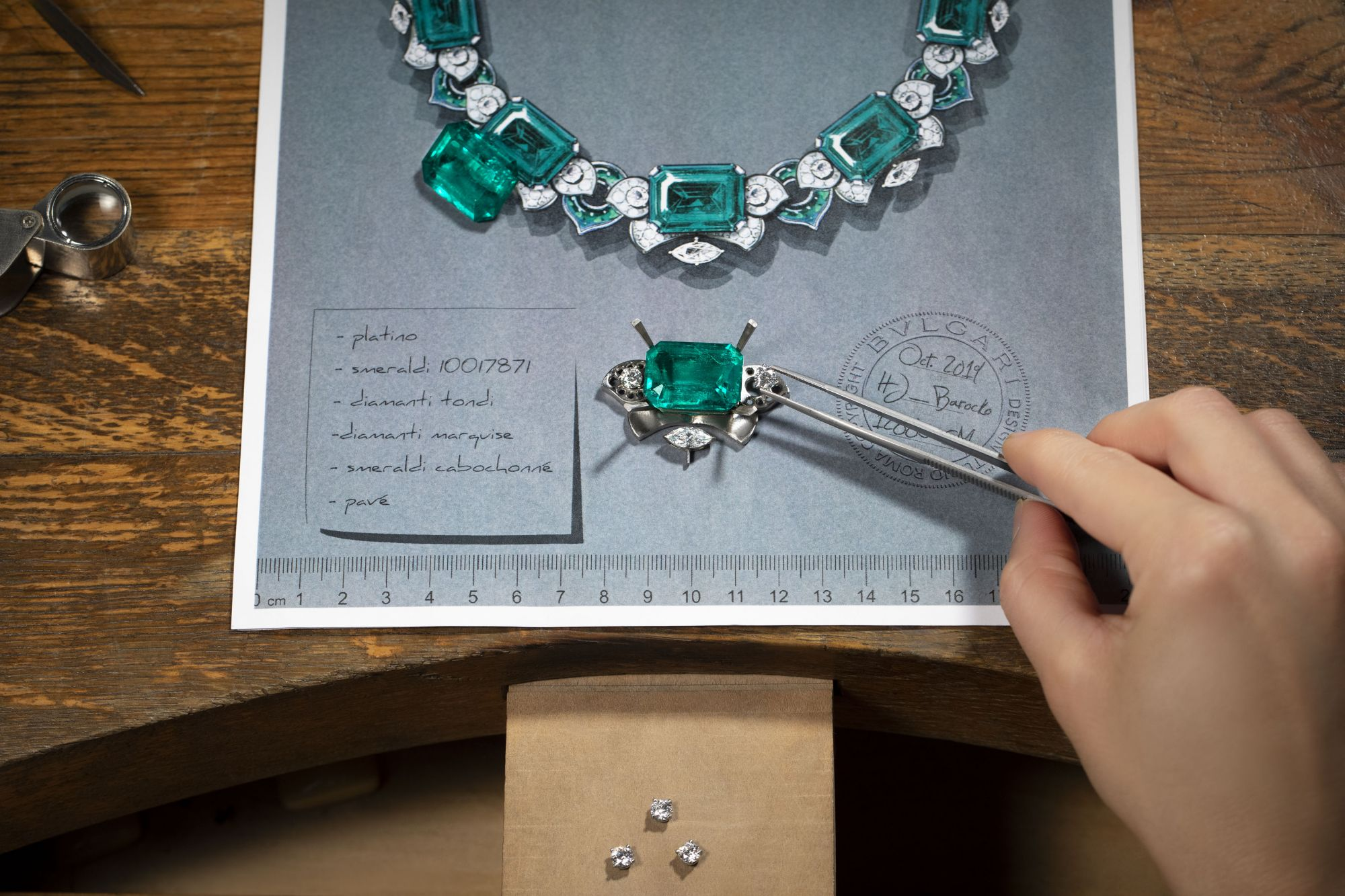 Bulgari's High Jewellery Collection for 2020 is an Ode to Baroque Style