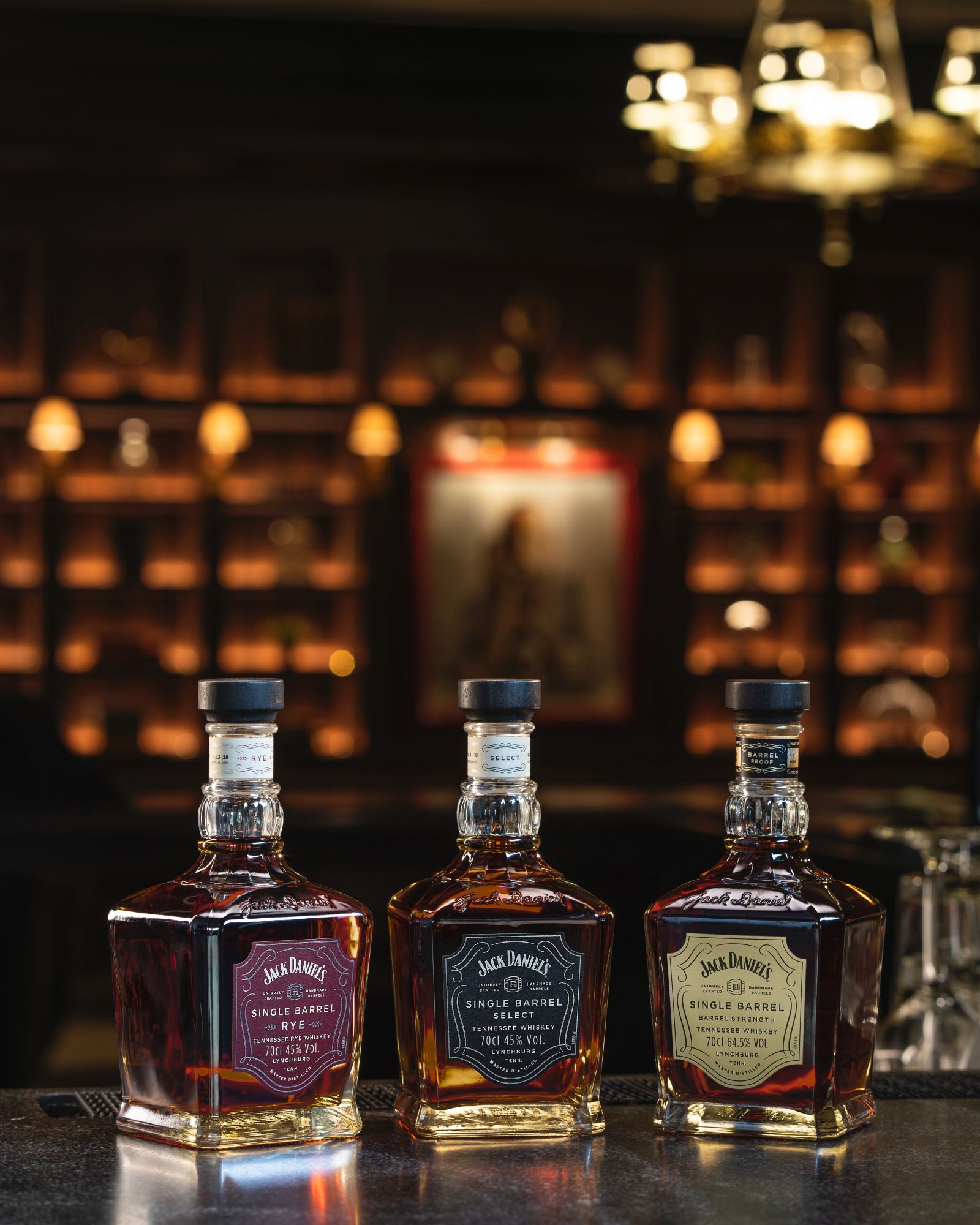The Jack Daniel's Craft & Luxury Collection Makes Its Anticipated Singapore Debut