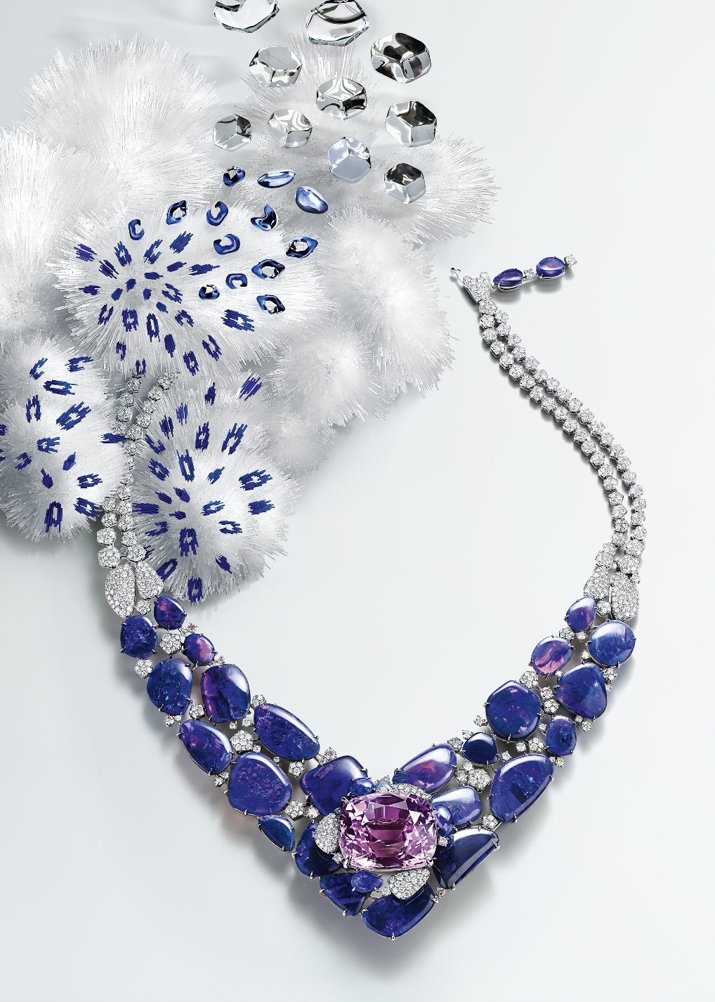 4 Things We Adore Most From Cartier's [Sur]Naturel High Jewellery Collection