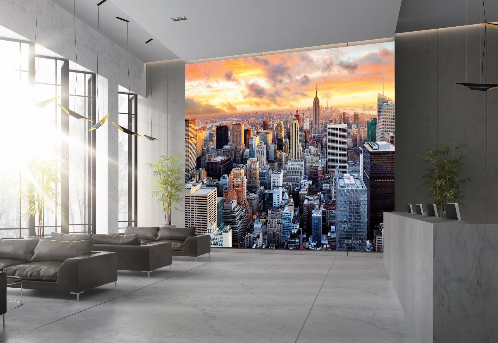How This Next-Generation Screen May Soon Transform Office Design