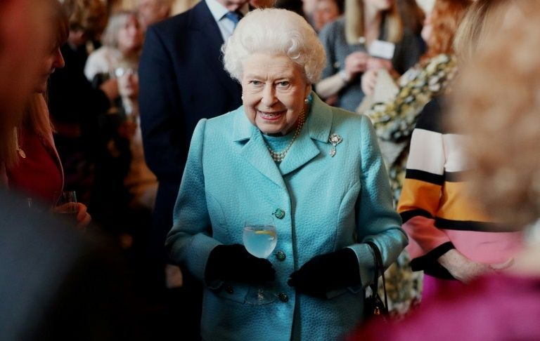 The Court of Queen Elizabeth II Launches its Own Brand of Gin