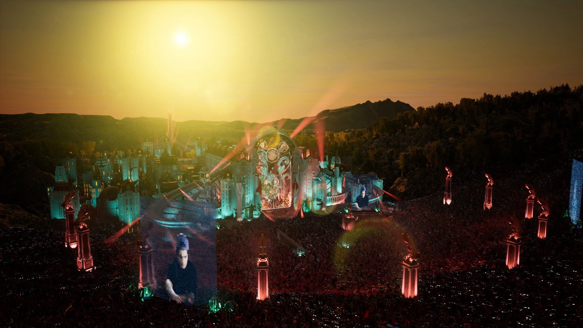 Catch The Digital Tomorrowland Festival And A Virtual Workshop By Jacob Collier