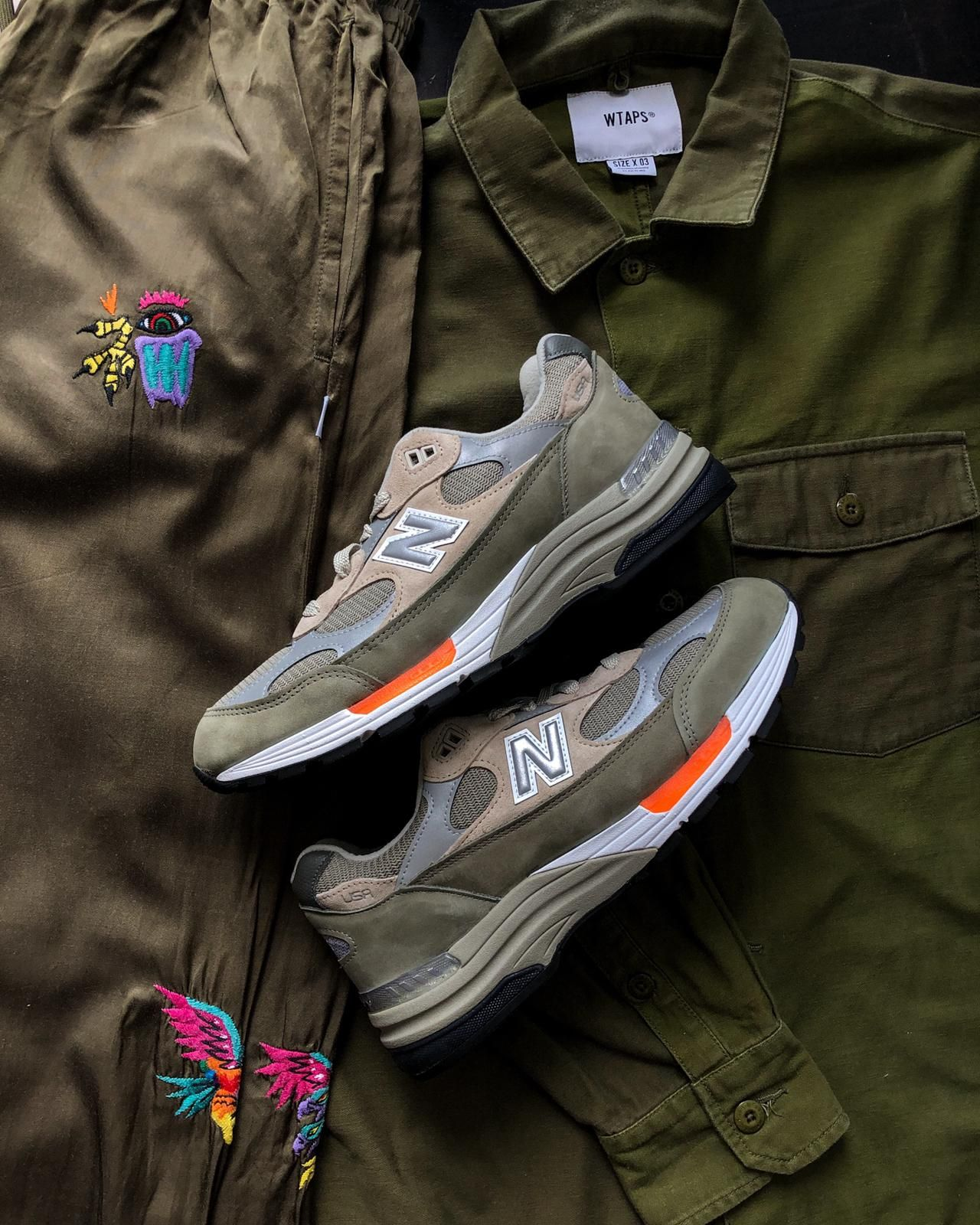 WTAPS x New Balance M992WT: How to Get the Limited-Edition Sneakers in Singapore