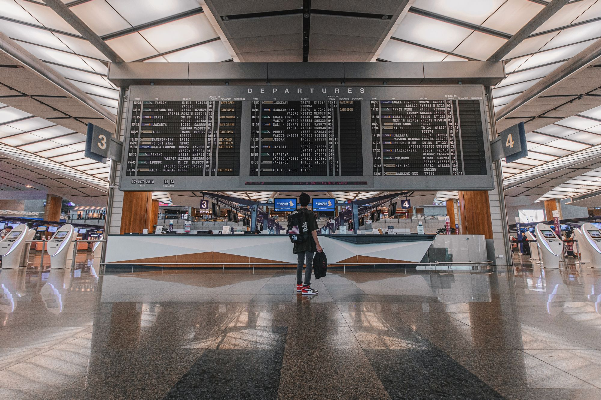 Who Will Be The First International Travellers To Start Flying Out?