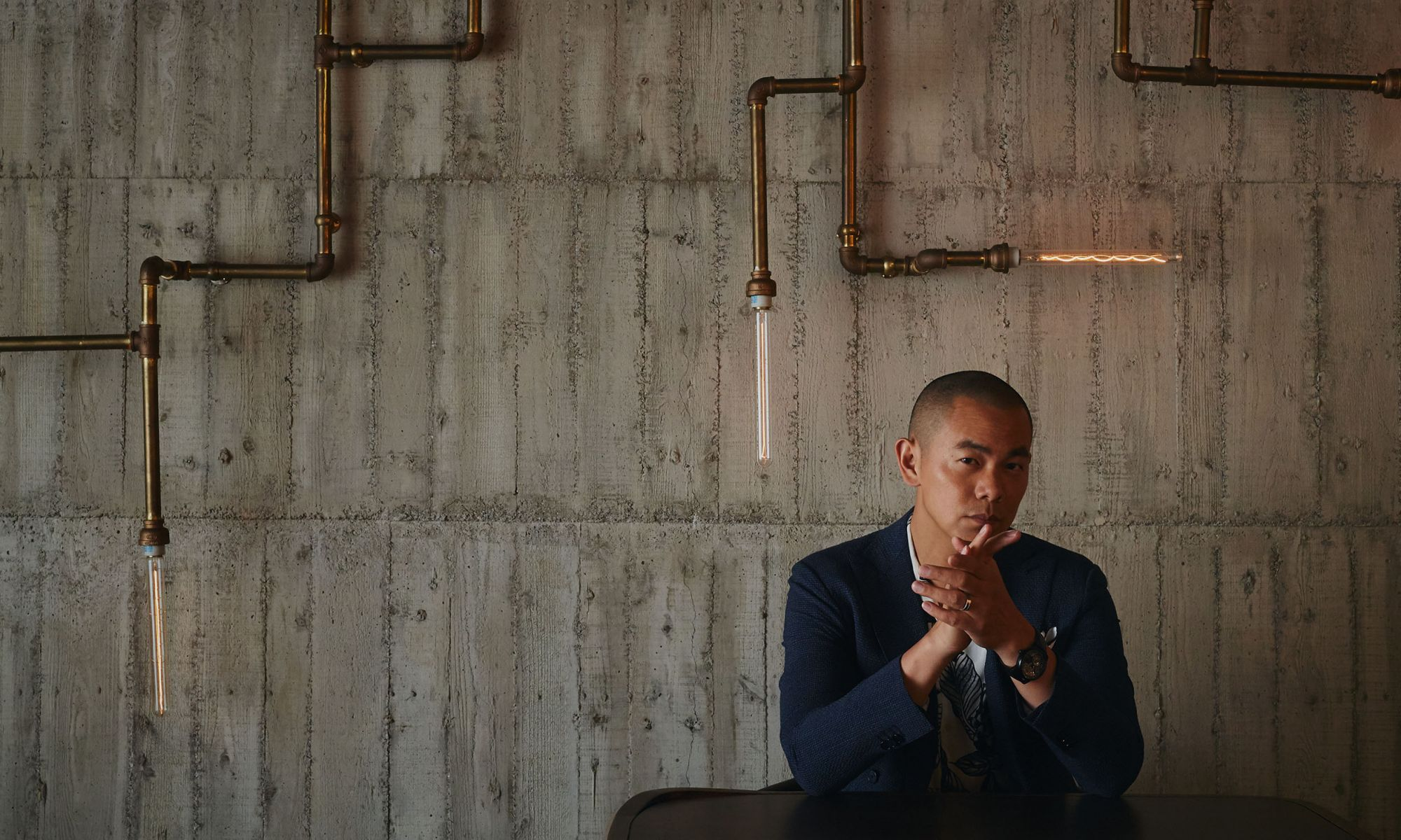 Taiwanese Chef-Restaurateur André Chiang on Why He's Not Afraid of Change