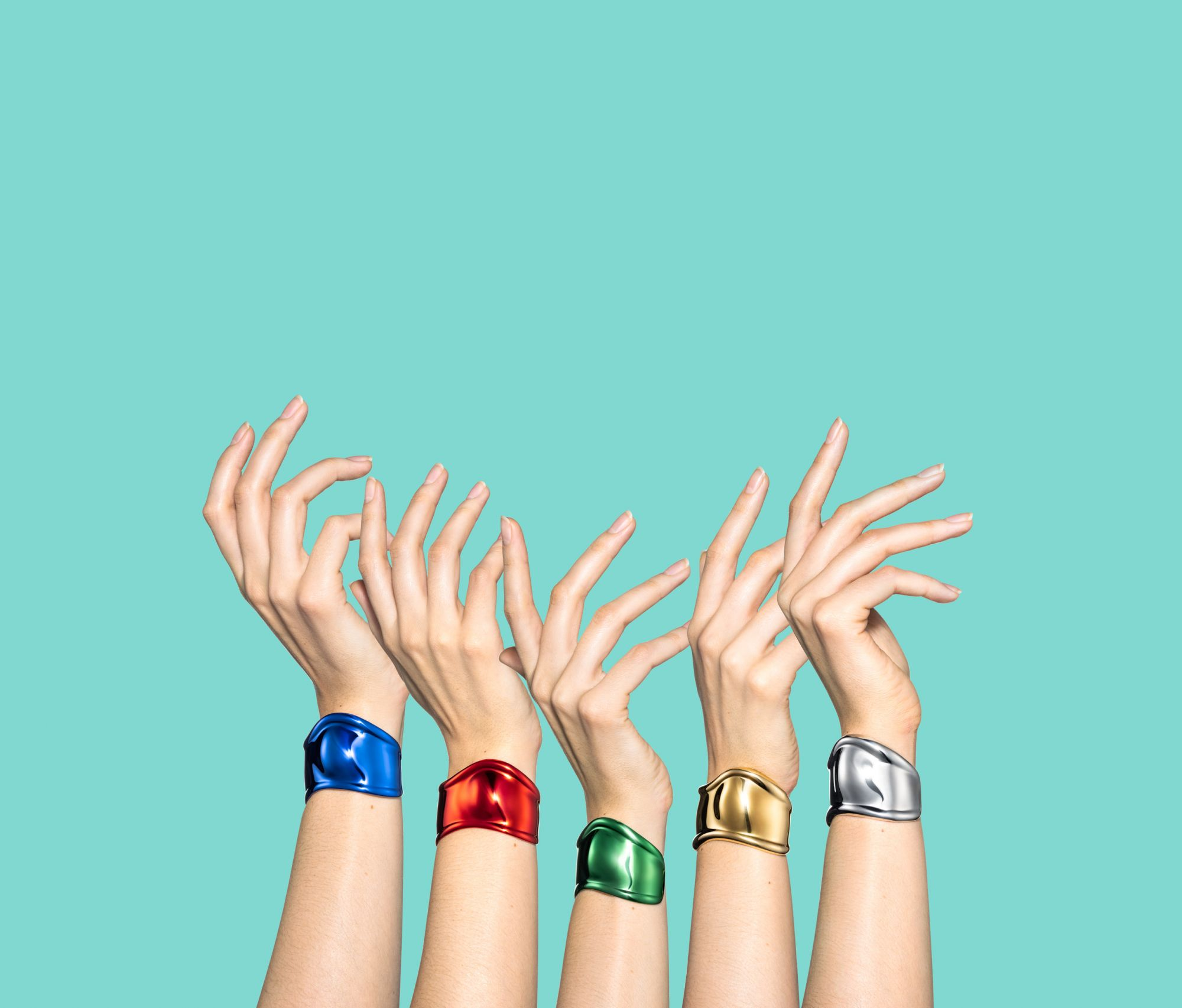 Tiffany & Co Reimagines the Iconic Elsa Peretti Bone Cuffs for its 50th Anniversary