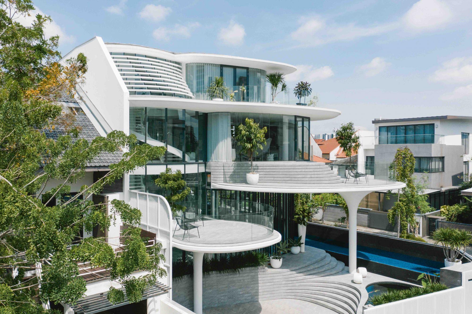 Home Tour: The Stiletto House In Singapore