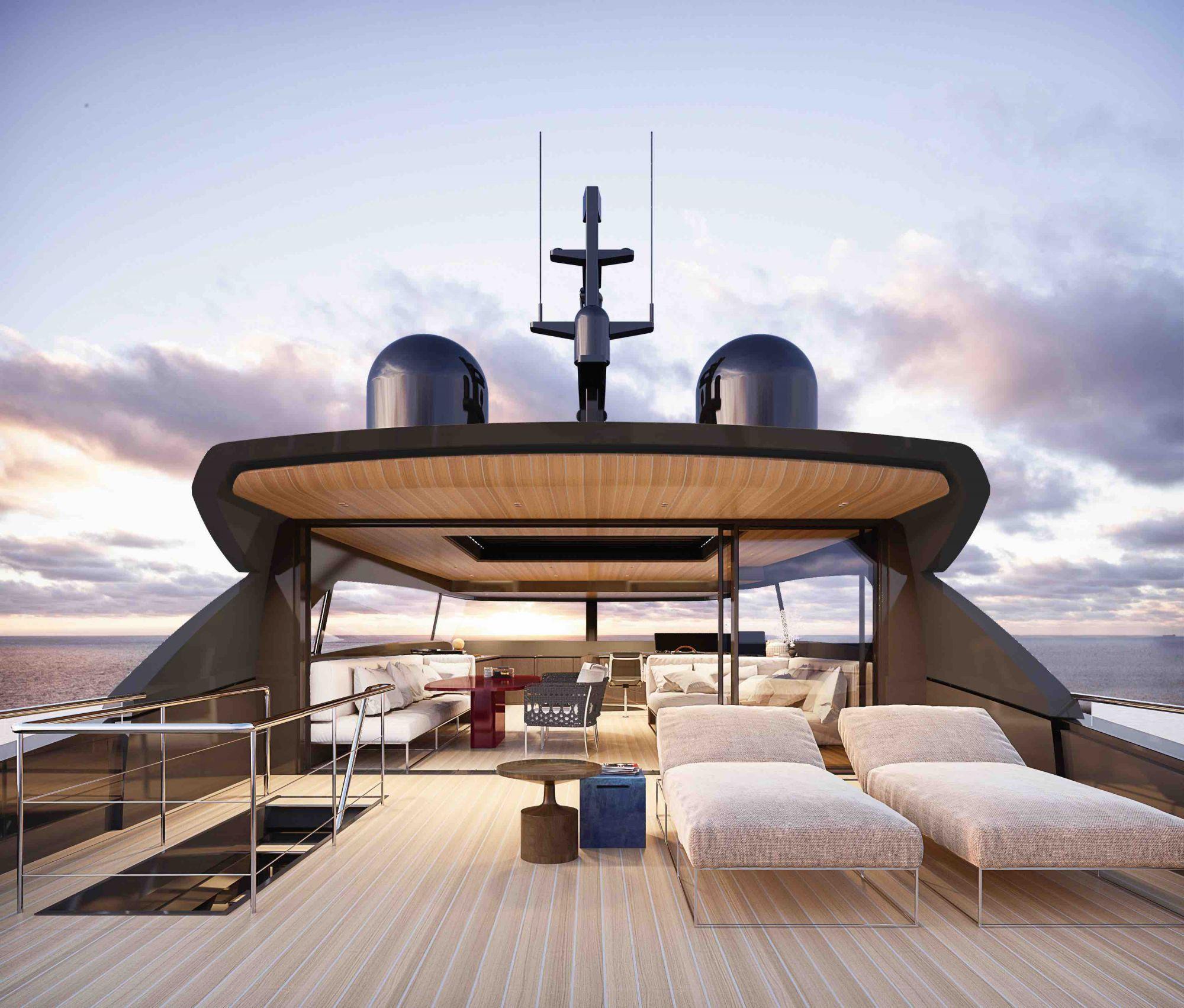 Piero Lissoni Designs Italian Yachting Brand Sanlorenzo's Singapore Showroom