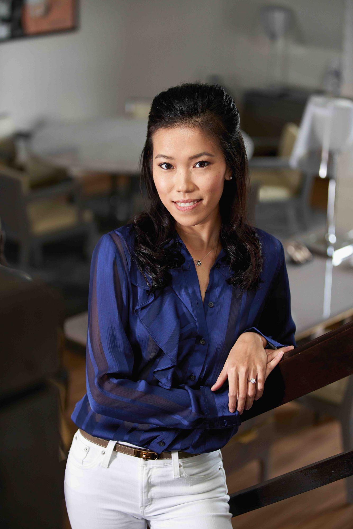 Jasmine Ng, COO of Akar de Nissim