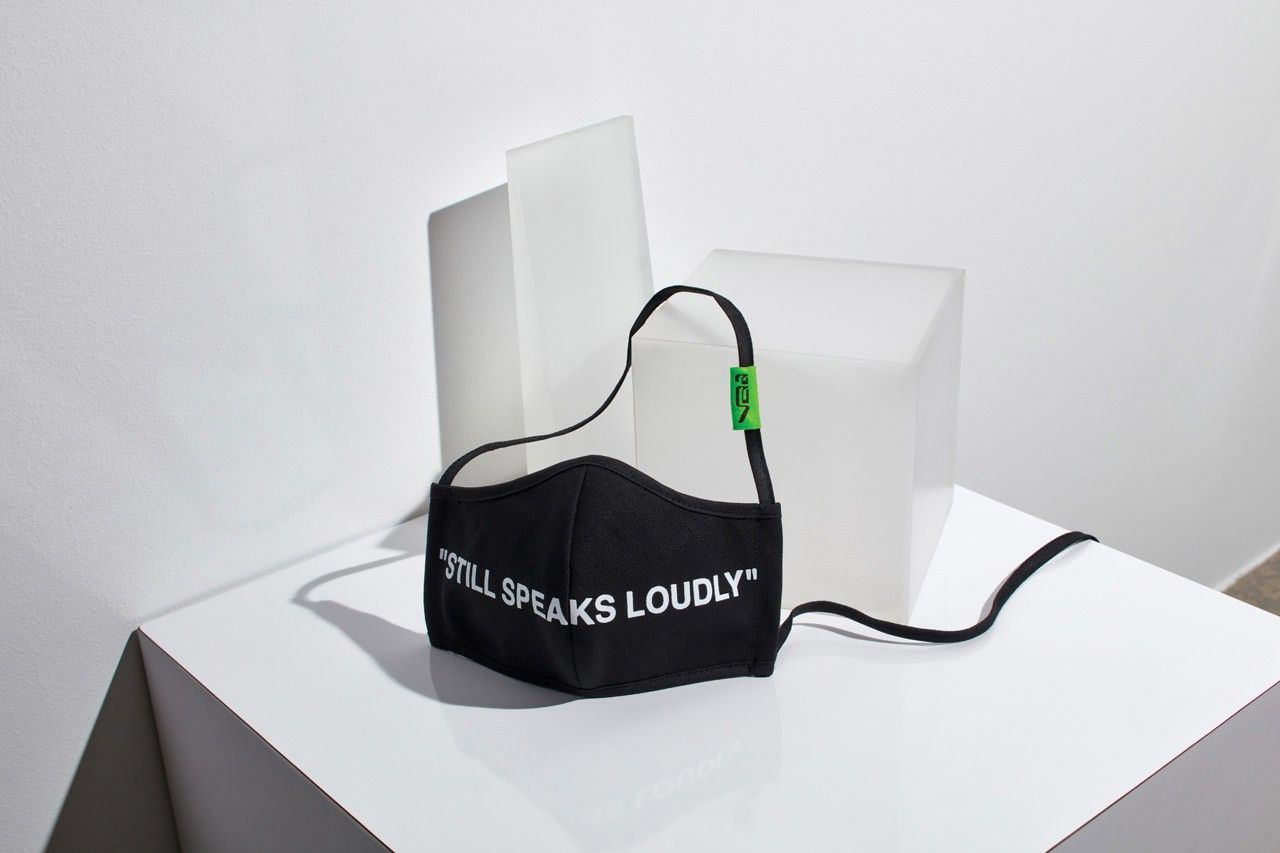 The Museum of Contemporary Art Unveils Face Mask Collaboration With Virgil Abloh, Yoko Ono and More