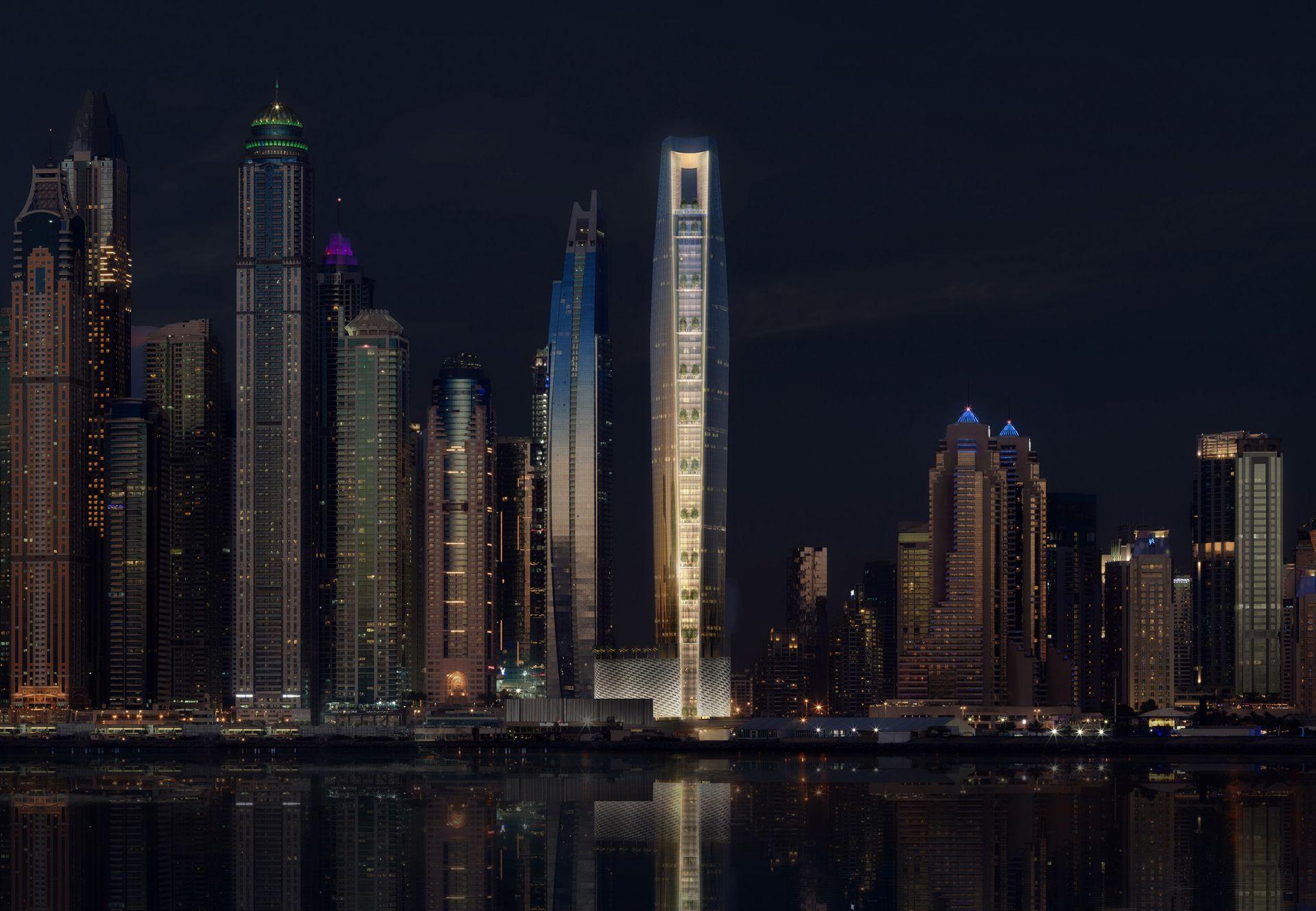 The World's Tallest Hotel Will Open in Dubai Come 2023
