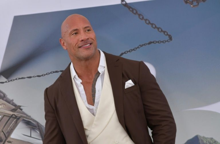 Dwayne Johnson Tops Forbes List of Highest-Paid Hollywood Actors for 2020