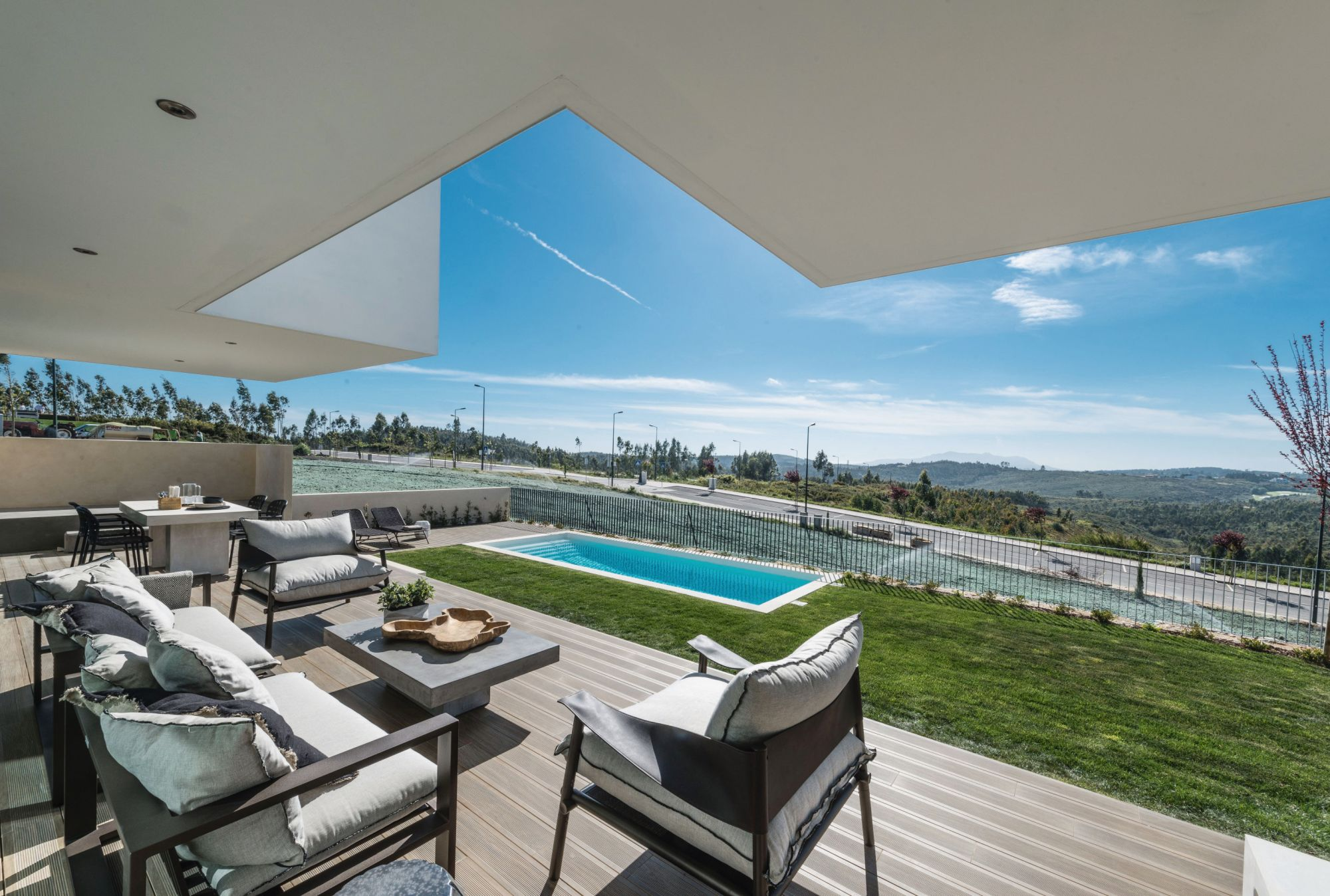 Melding nature with modern comforts— Lisbon Green Valley, one of Henley & Partners' properties  in Portugal