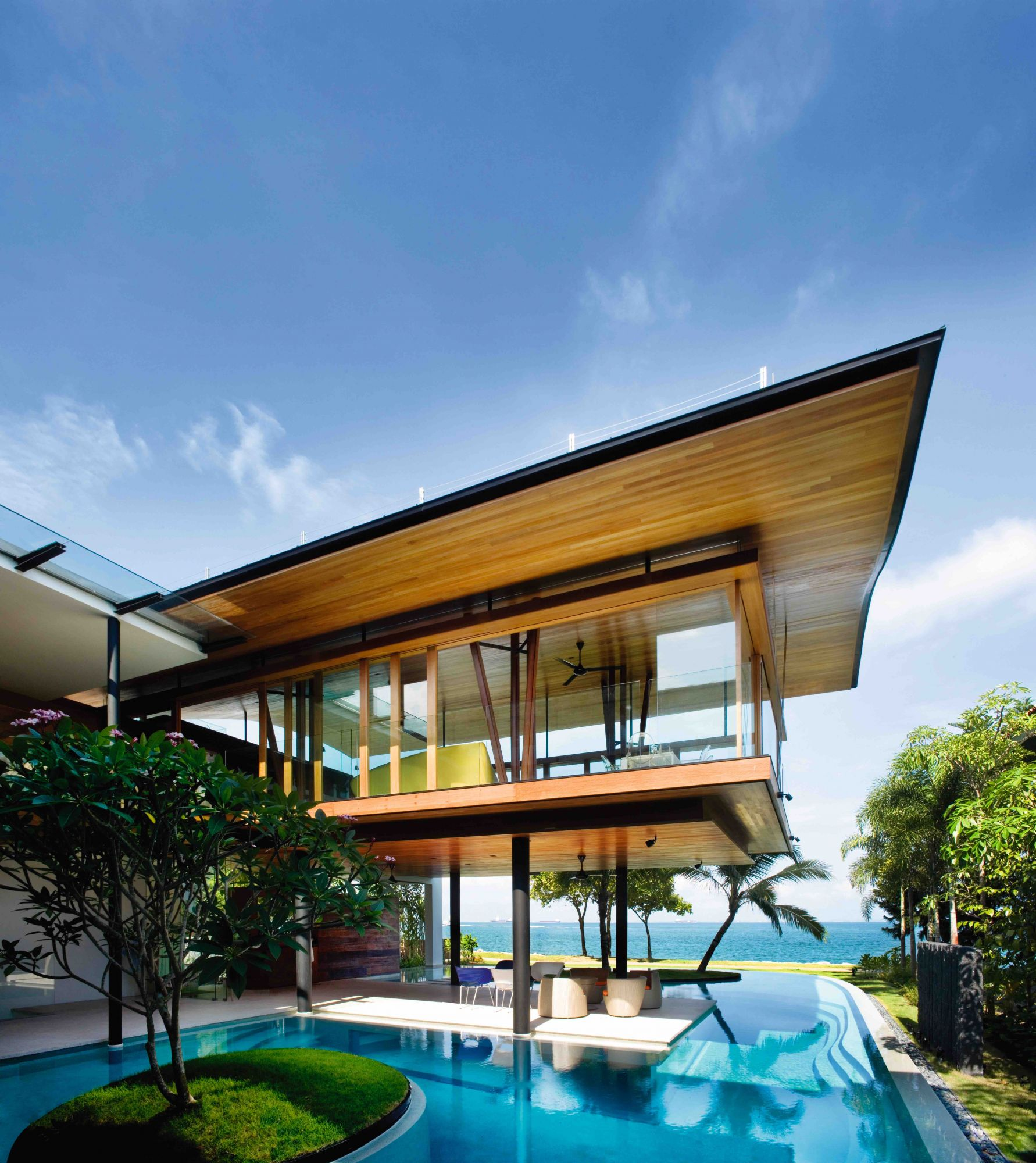 How Guz Architects Designs Houses That Are Inspired by Nature In Singapore