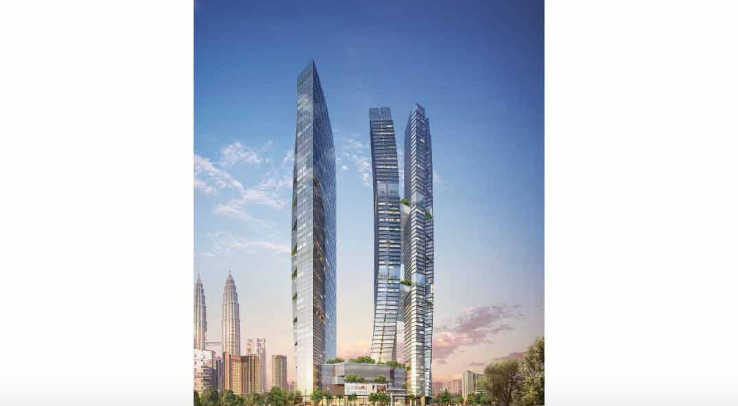 These Skyscrapers Are Set To Become Southeast Asia's Tallest Residential Towers