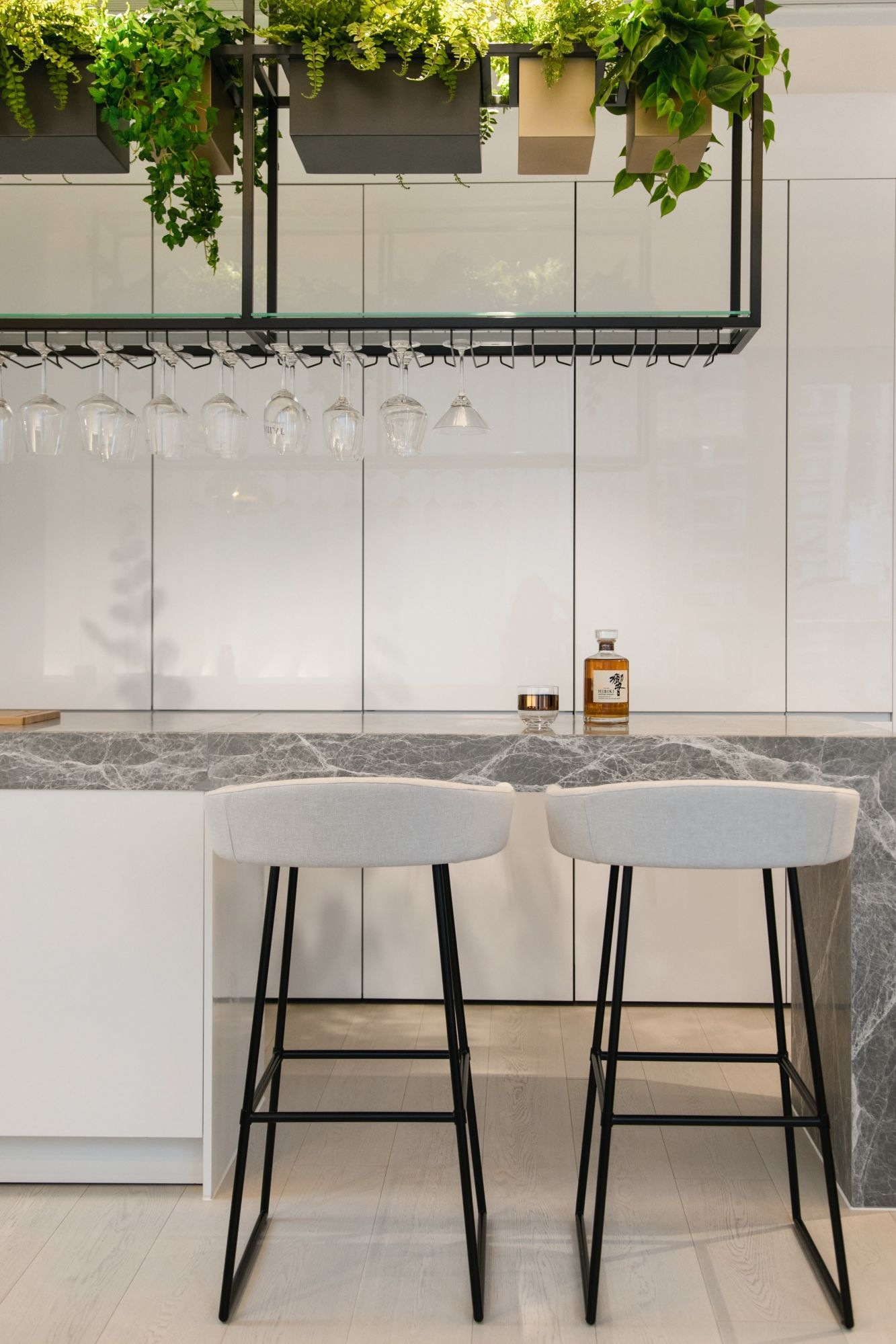 Project designed by Liquid Interiors