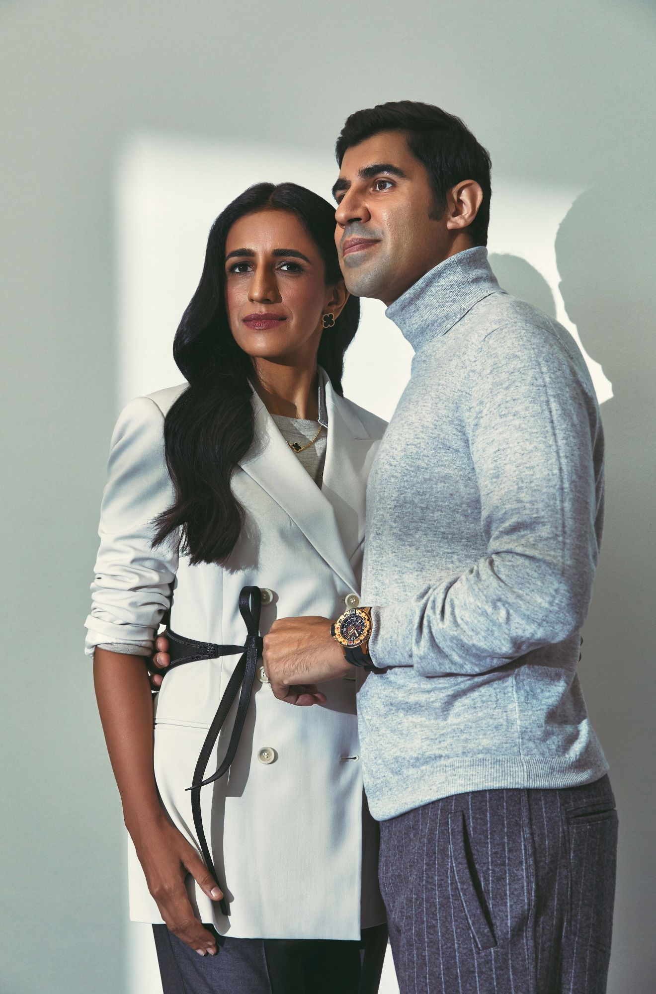 Parag and Ayesha Khanna on Artificial Intelligence in Singapore to Coding with their Kids