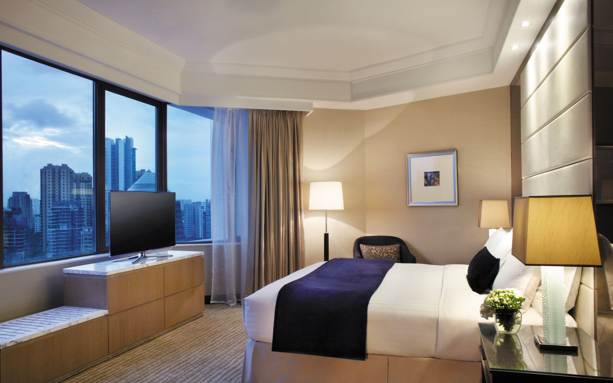 Singapore Marriott Tang Plaza: Hotel Staycation Review
