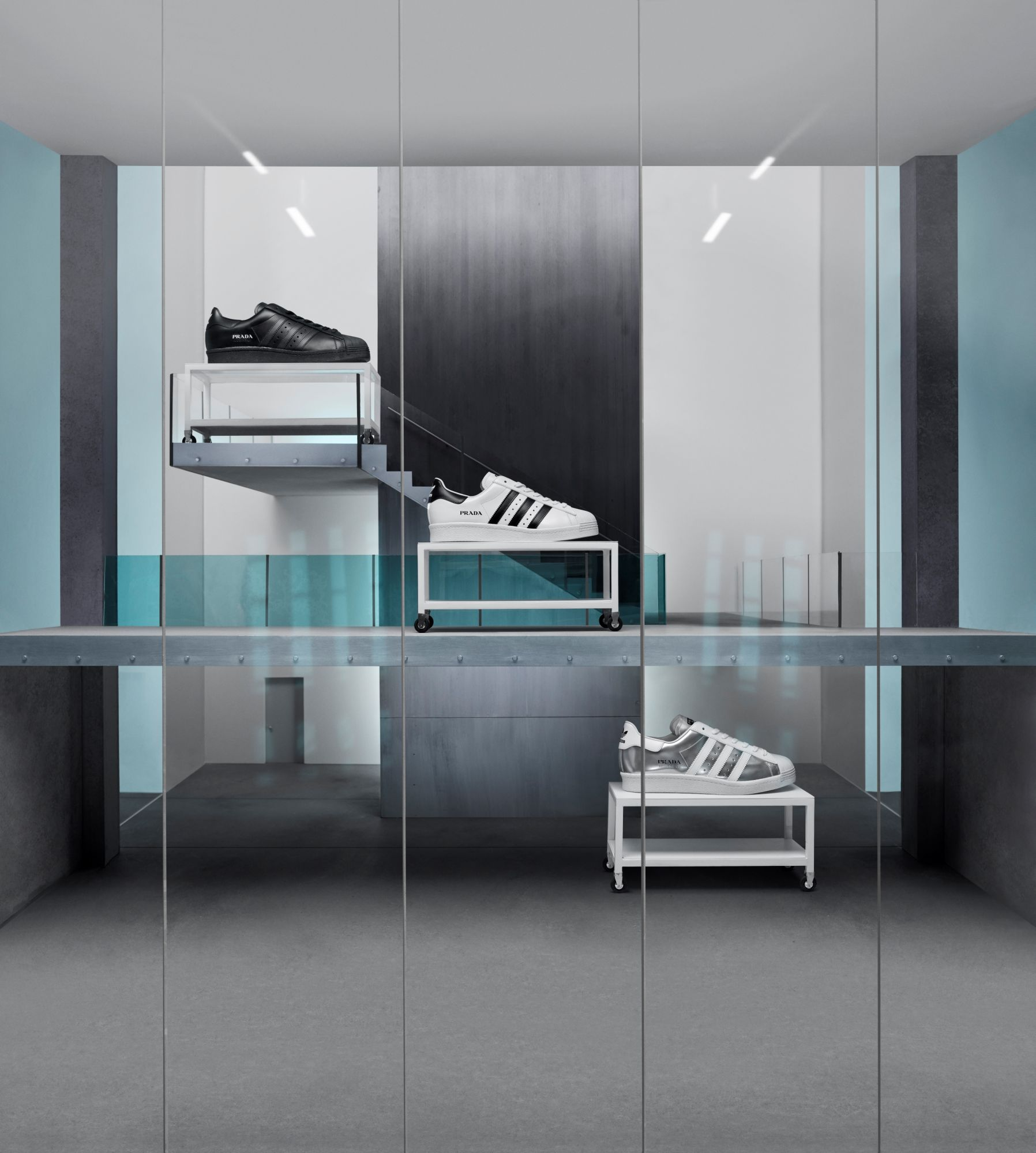 The Next Prada x Adidas Collaboration Will Drop Worldwide On September 8