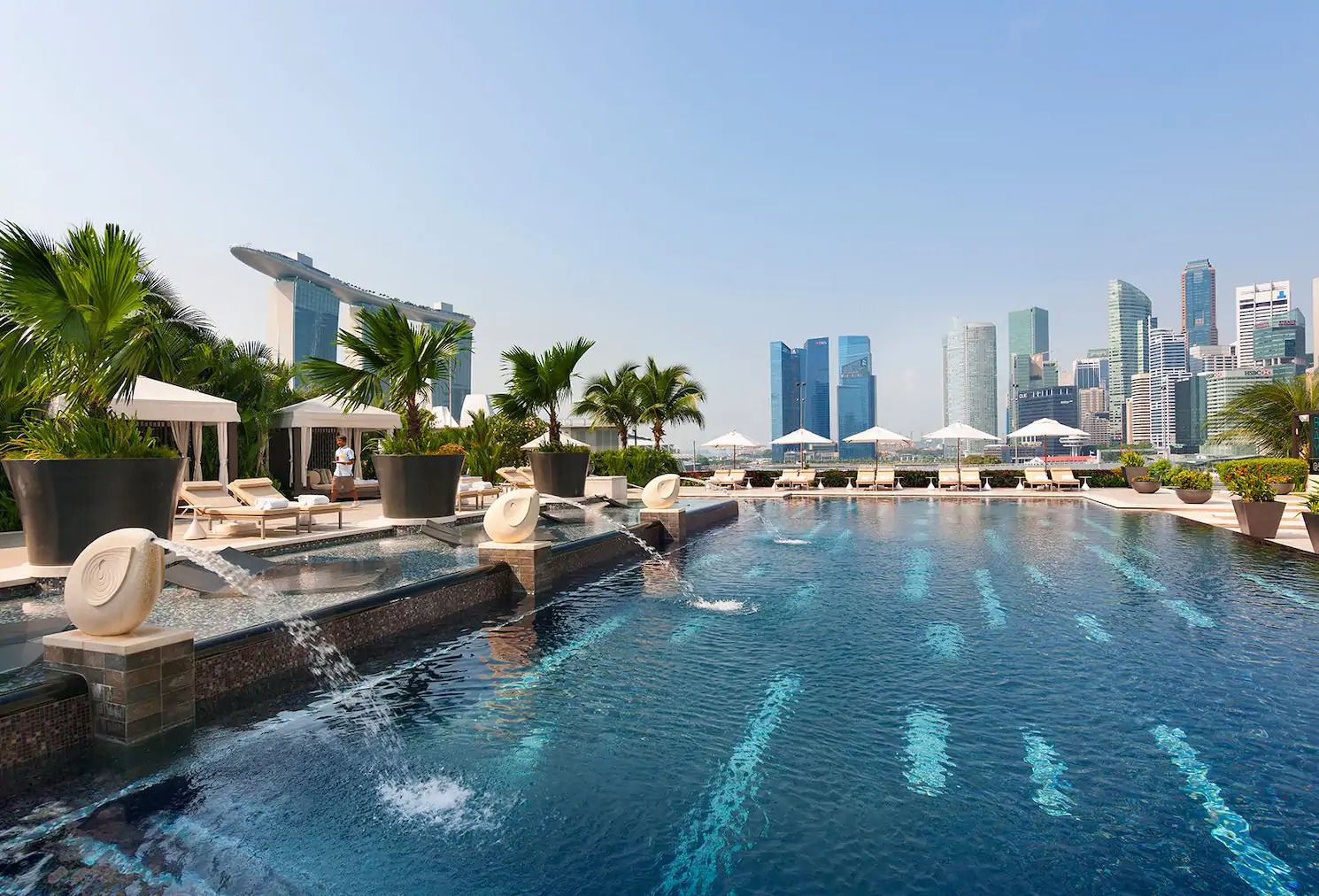 Planning a Staycation? These are the Most Instagram-Worthy Hotel Swimming Pools in Singapore
