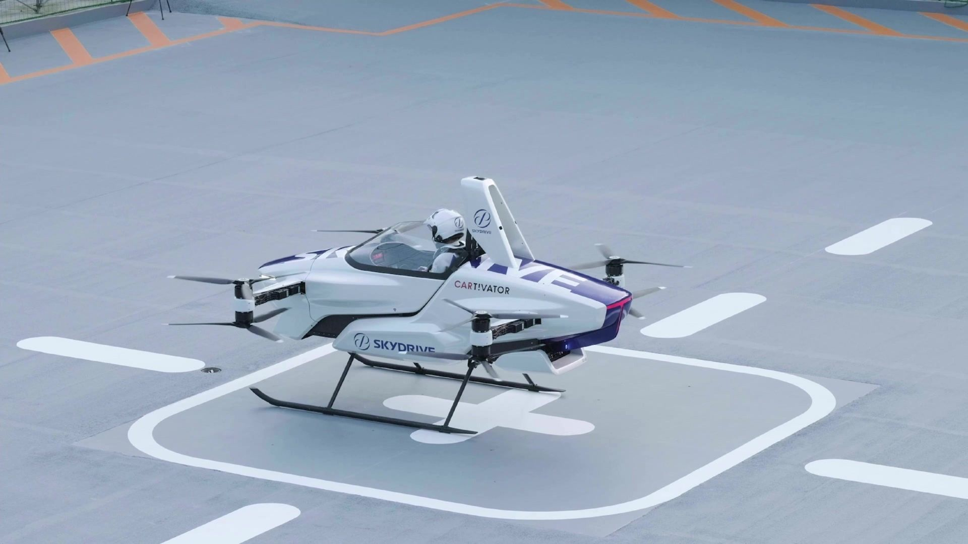 This Japanese Firm Could Soon Make Flying Cars a Reality