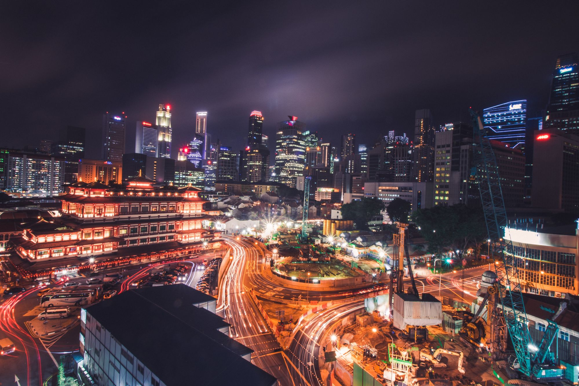 Singapore Tops List of Smart Cities Around the World, According to New Survey