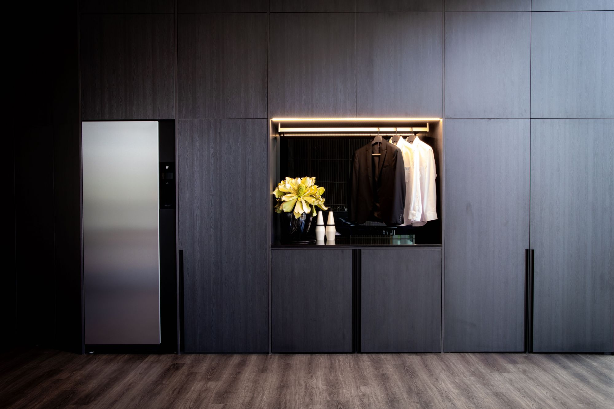 A Dry-Cleaning Alternative? This Fabric Care System Rids Germs And Removes Odour From Your Clothes