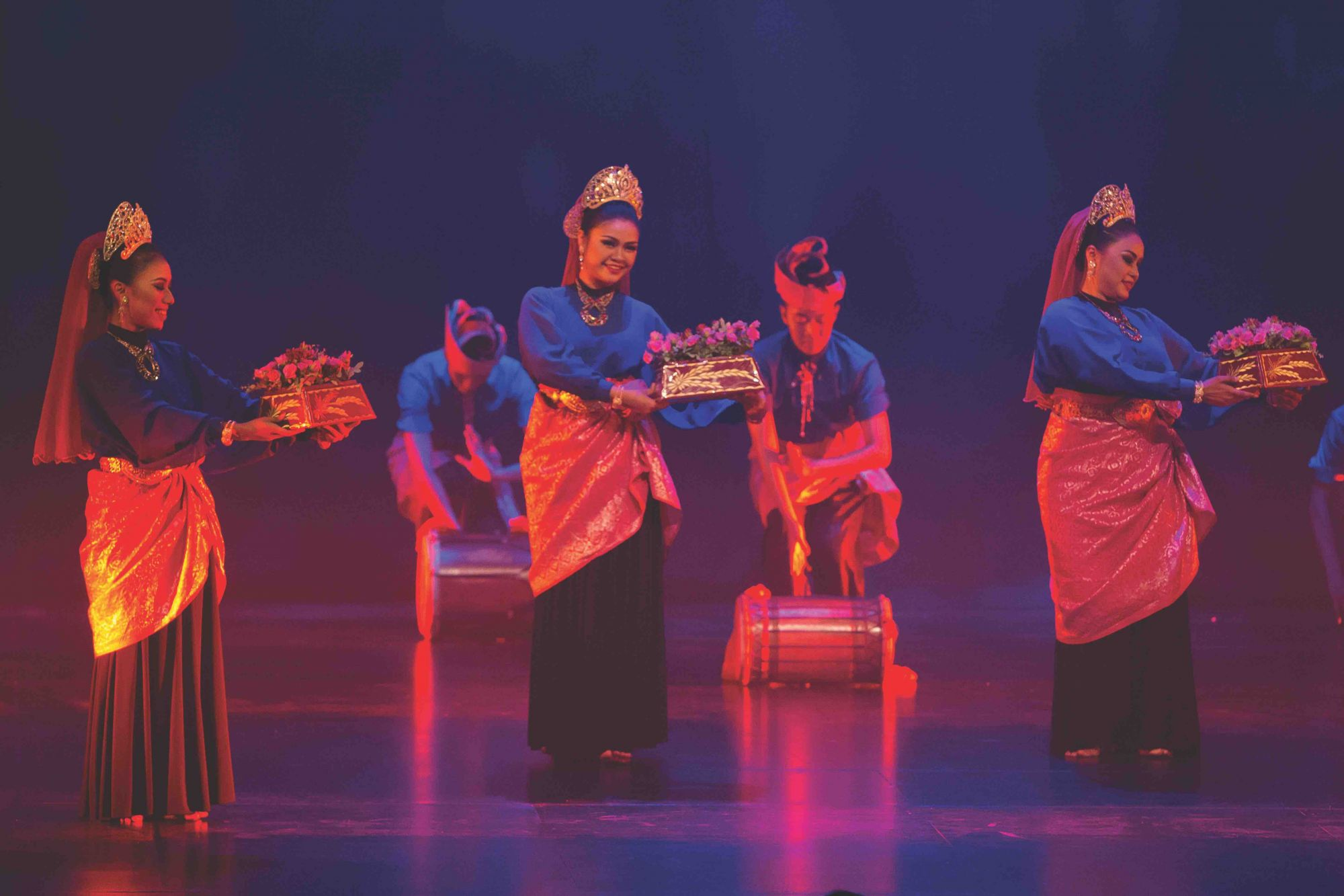 Malay Dance Doyenne Som Said On Growing Her Dance Company As A Family Affair
