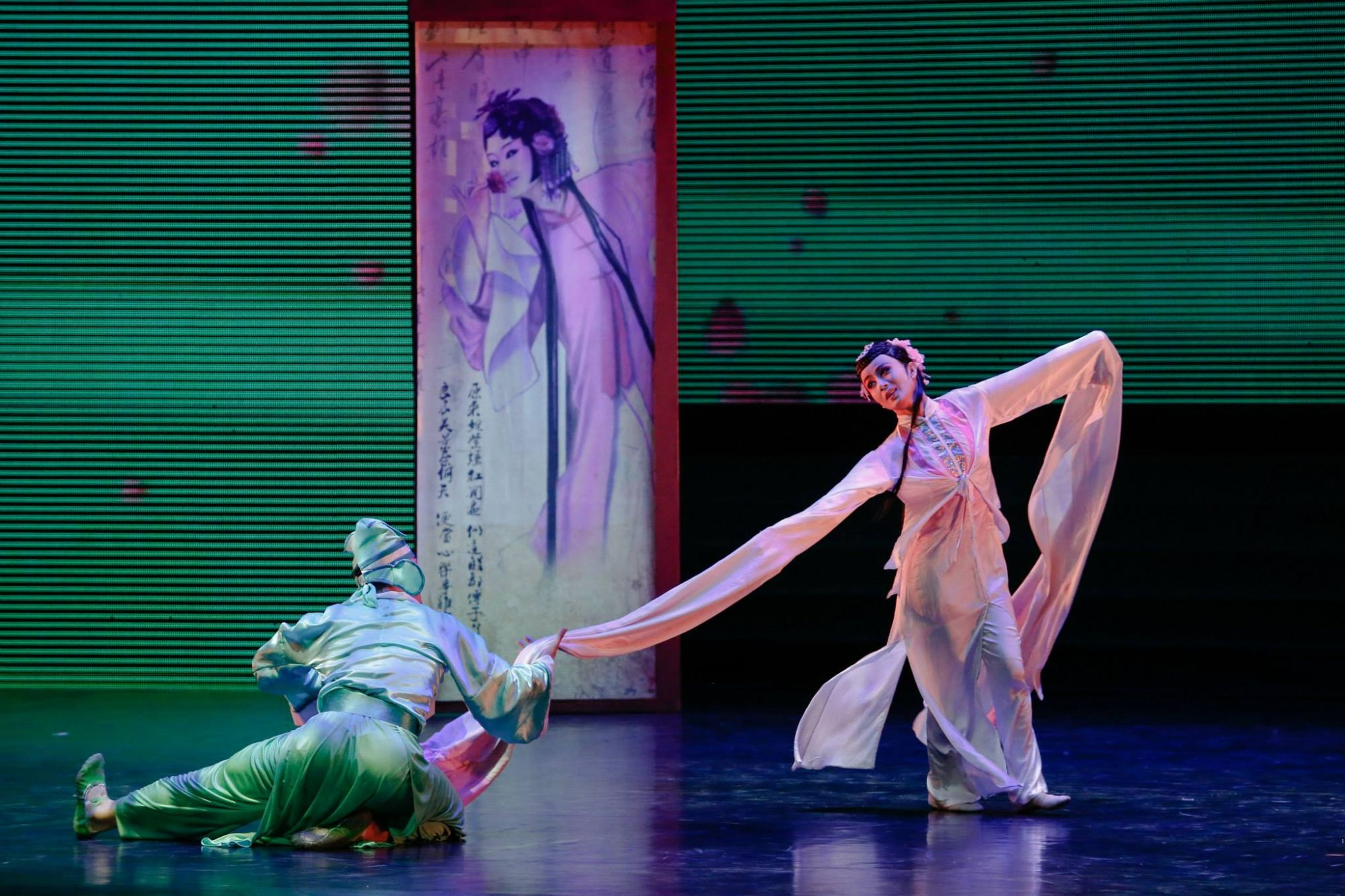Chinese Dance Veteran Lim Moi Kim On The Importance Of Sticking To Tradition In Arts Education