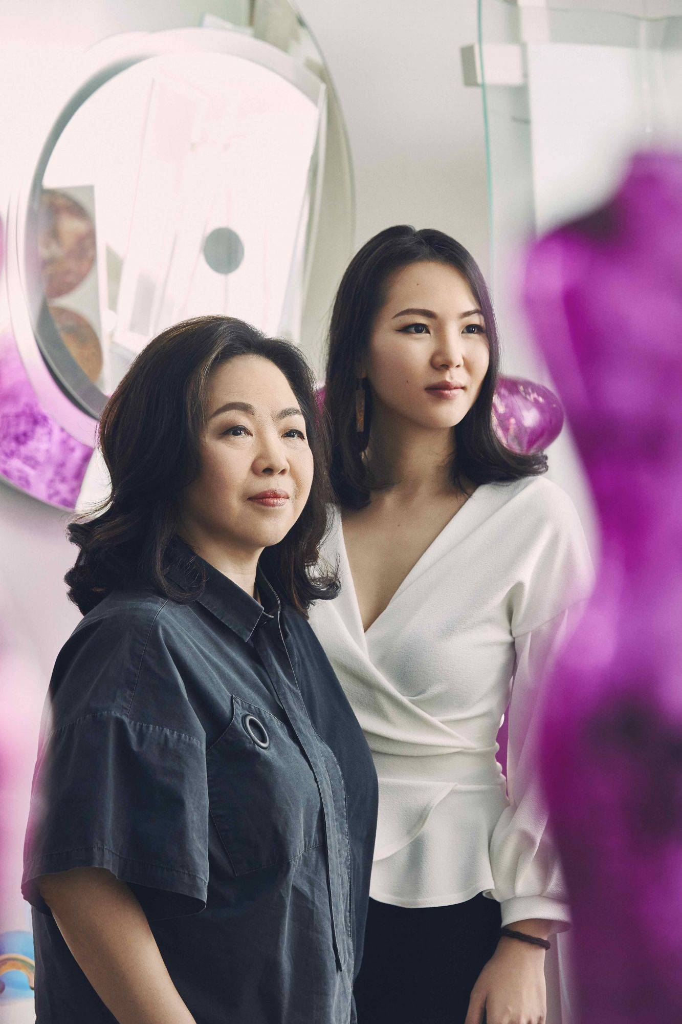 Family-Run Studio Synergraphic Design Creates Glass Art Proudly Made And Designed In Singapore