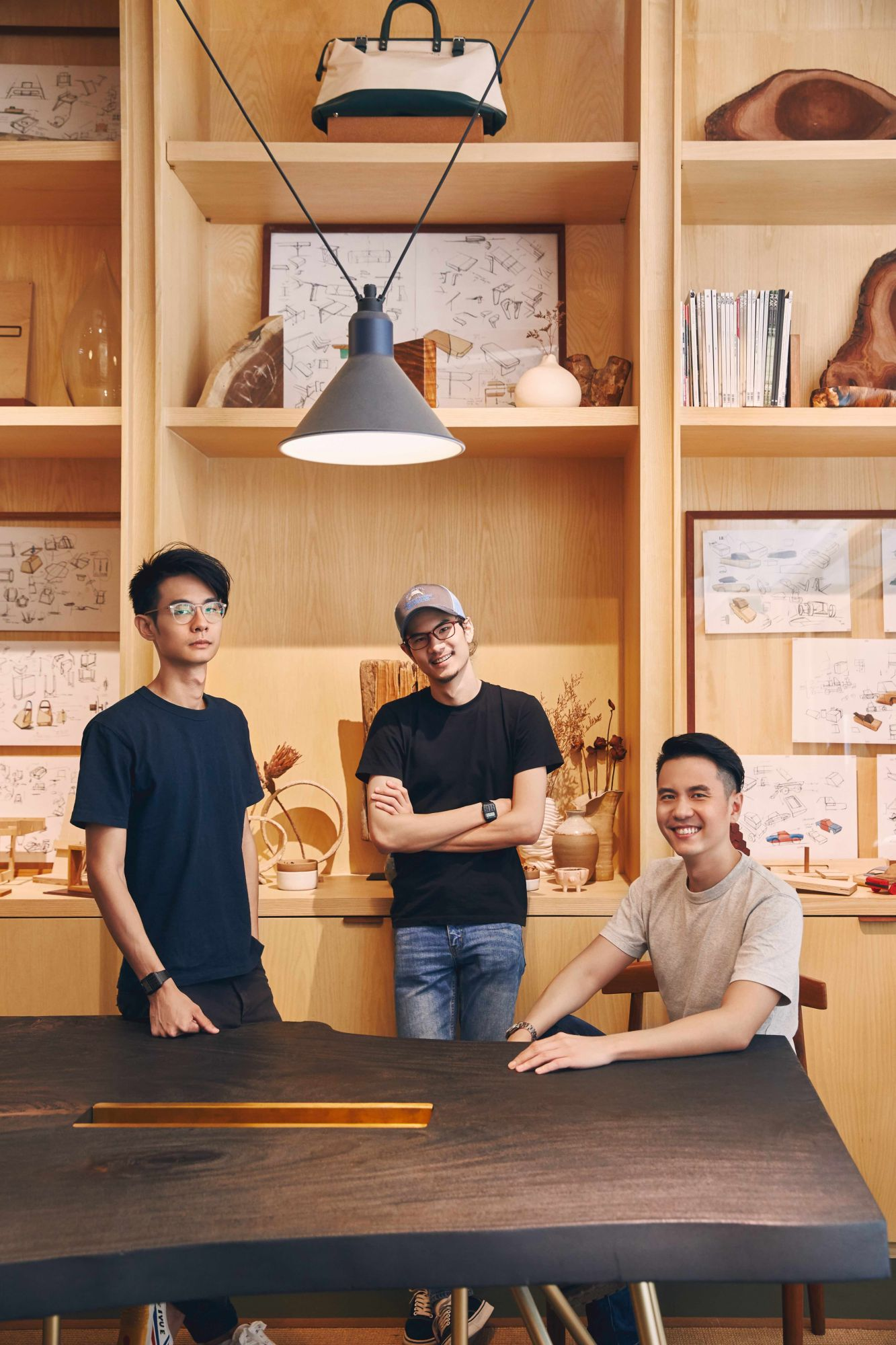 How Singapore Brand Roger&Sons Makes Local Timber The Focus Of Their Wood Furniture