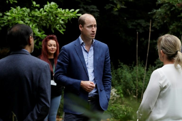 Prince William, in Global Ted Talks Event, Urges Climate Solution By 2030