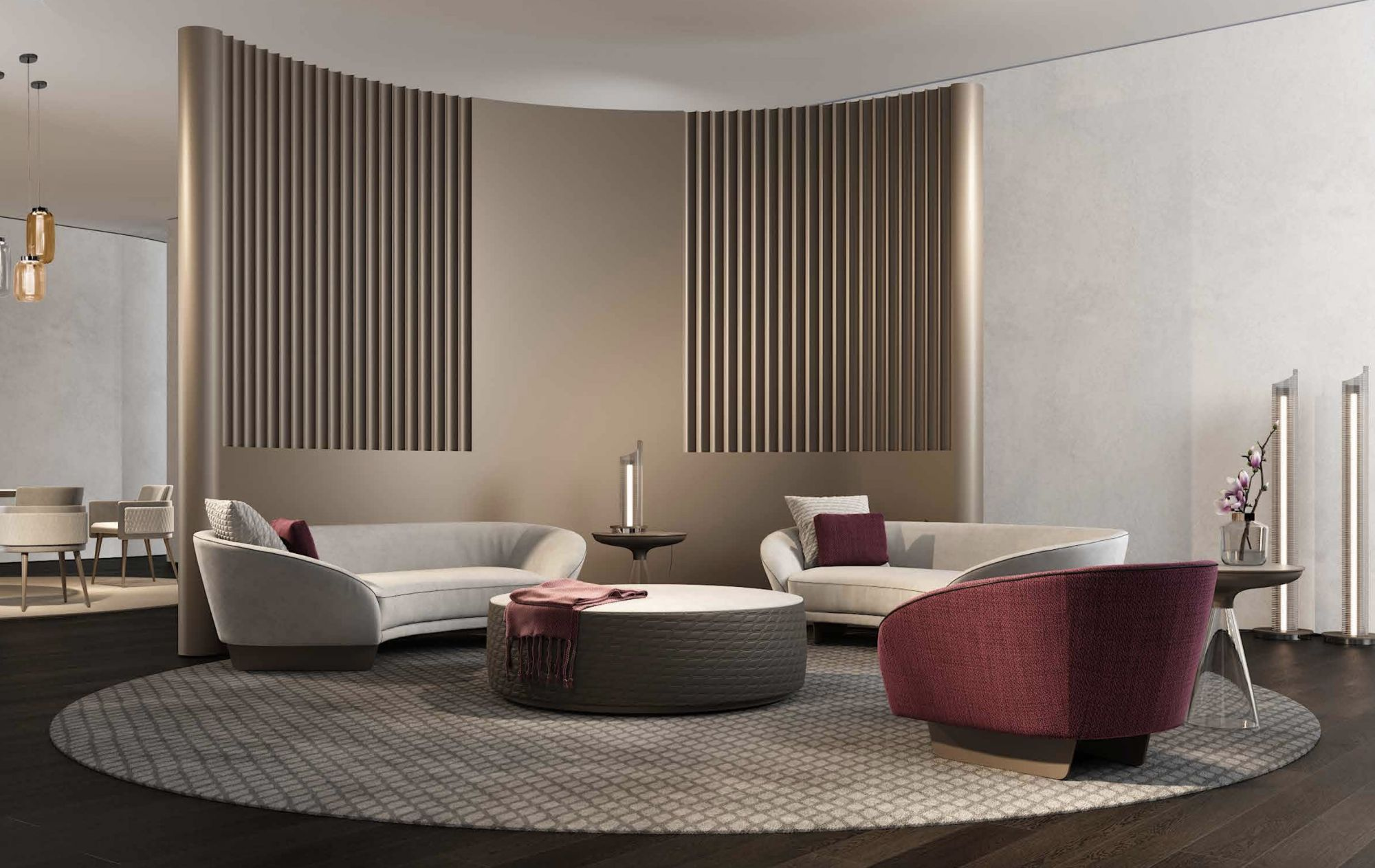 Explore Italian Furniture Collections At This Virtual Showroom By Singapore Retailer Sphere Living