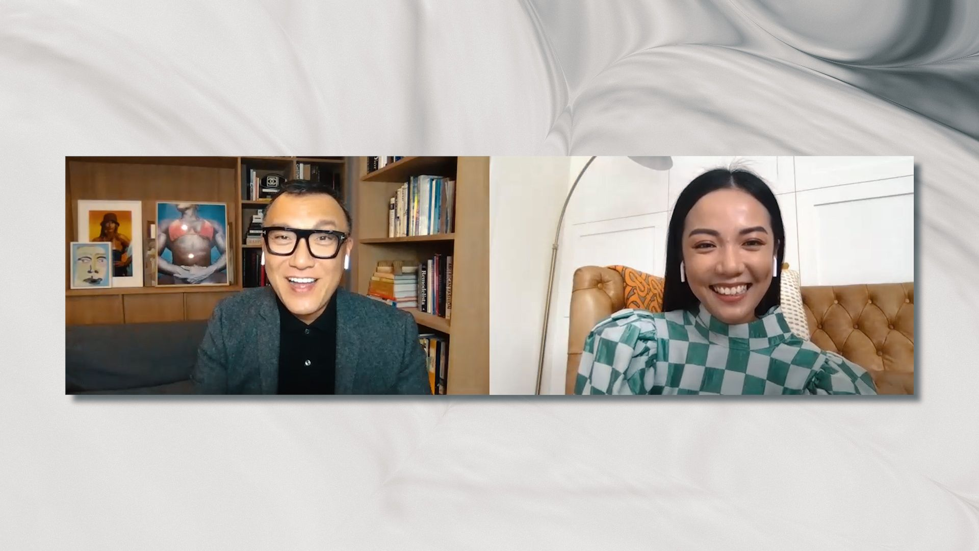 Tatler Talks: Yoyo Cao and Joe Zee On Spring-Summer 2021 Fashion Shows and Parenting