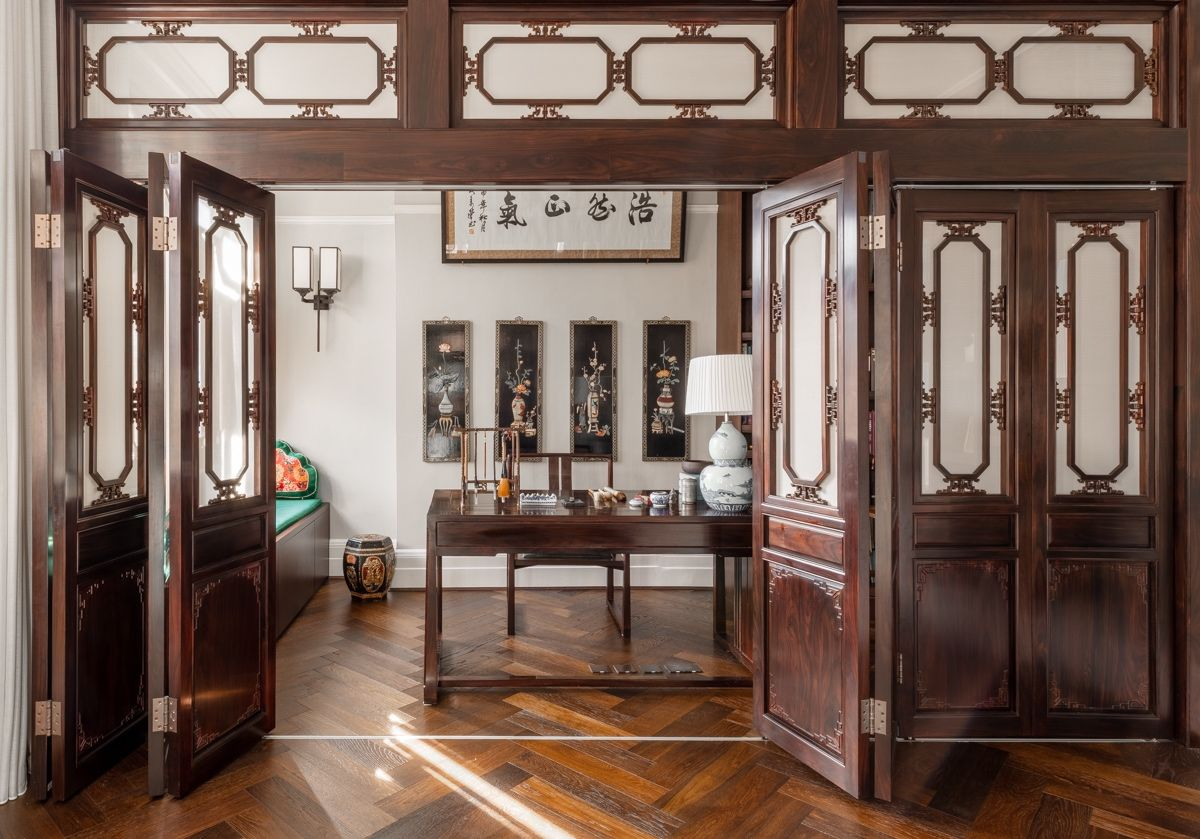 Home Tour: A London Home That Marries Chinese And European Influences