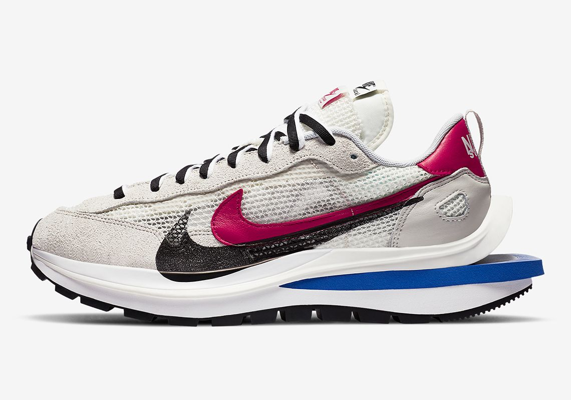 Sacai x Nike's Highly-Anticipated Vaporwaffle Sneakers Appear in Two New Colourways