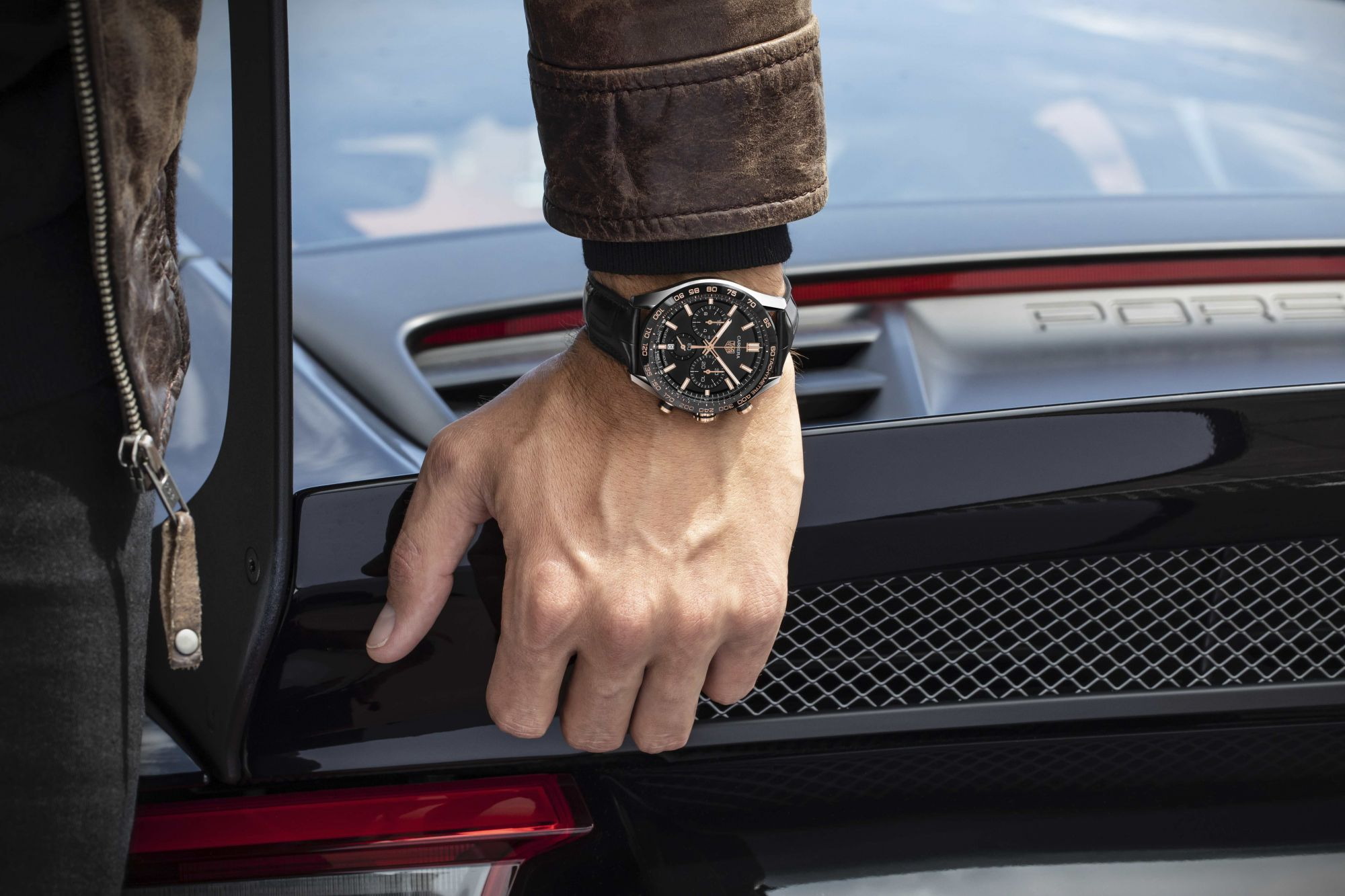 Jewels & Time 2020: The Tag Heuer Carrera Chronograph Gets Rebooted