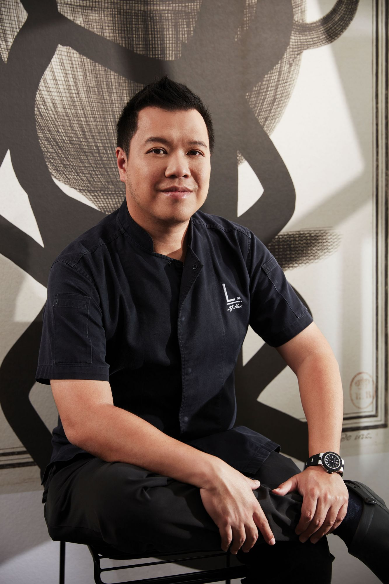 Chef Han Li Guang of Labyrinth on Why Singaporean Cuisine is Worth a Michelin Star