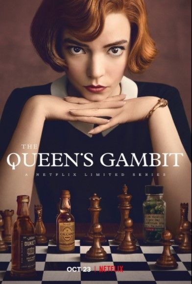 Trending on Netflix: Why The Queen's Gambit Has Sparked New Interest in Chess