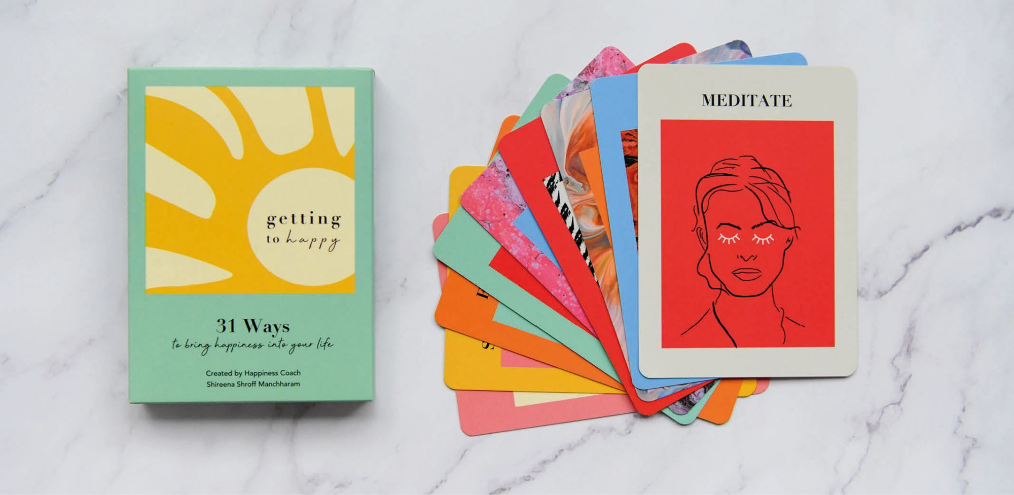 Keen on Practising Gratitude? ShireenaShroff Manchharam's Deck of Cards Can Guide You