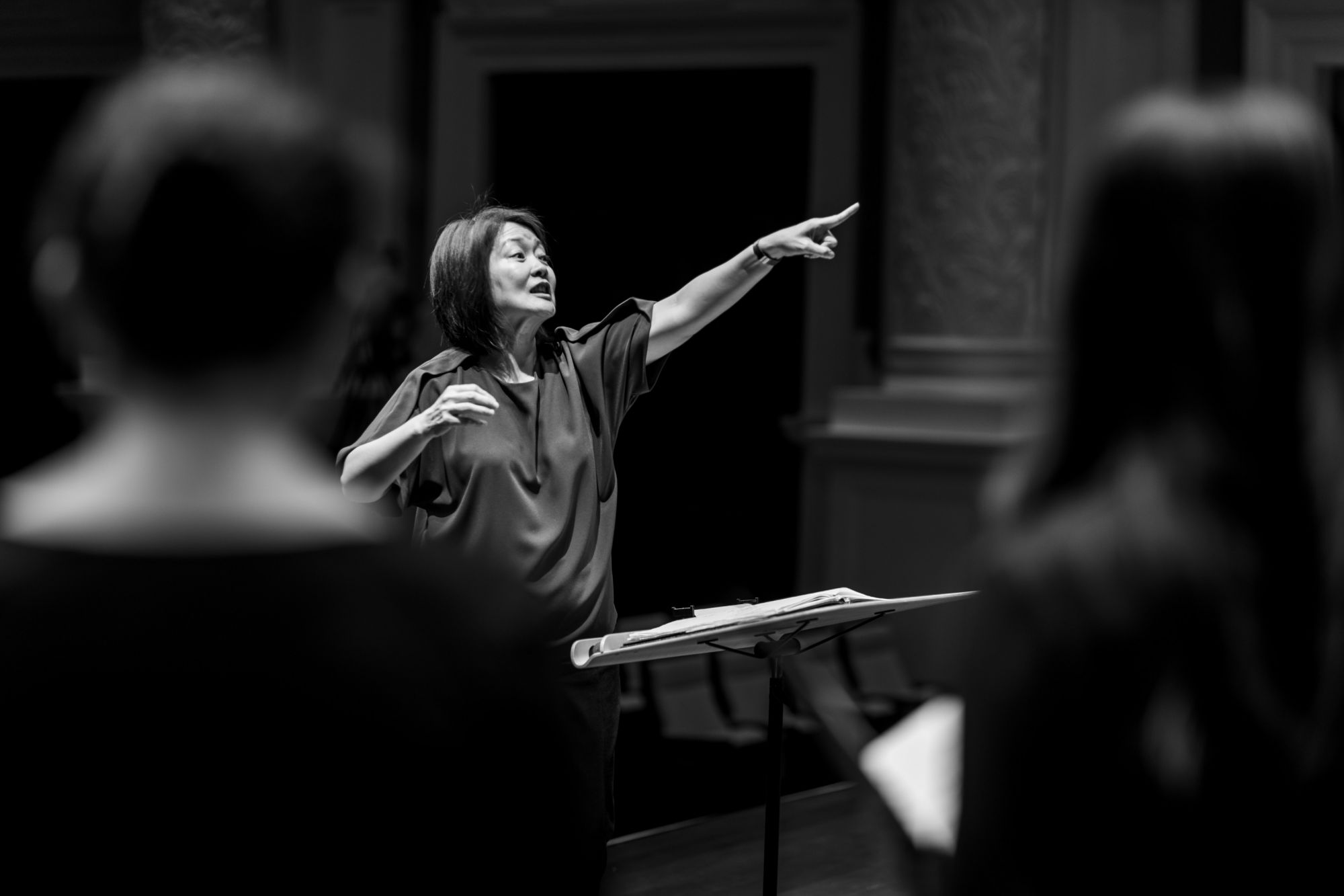 Choirmaster Wong Lai Foon on Nurturing Young Choral Talents in Singapore